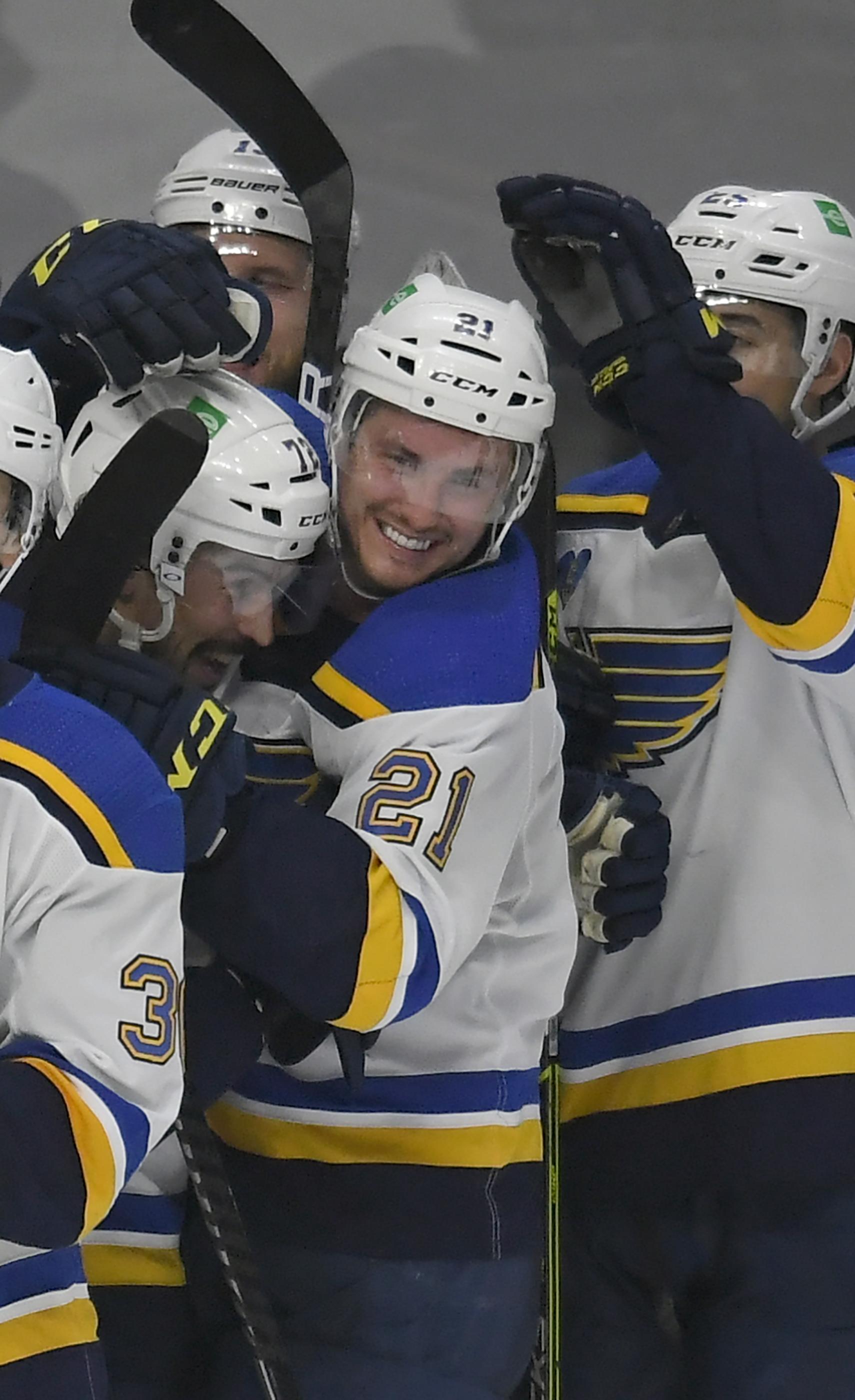 NHL: MAY 10 Blues at Kings