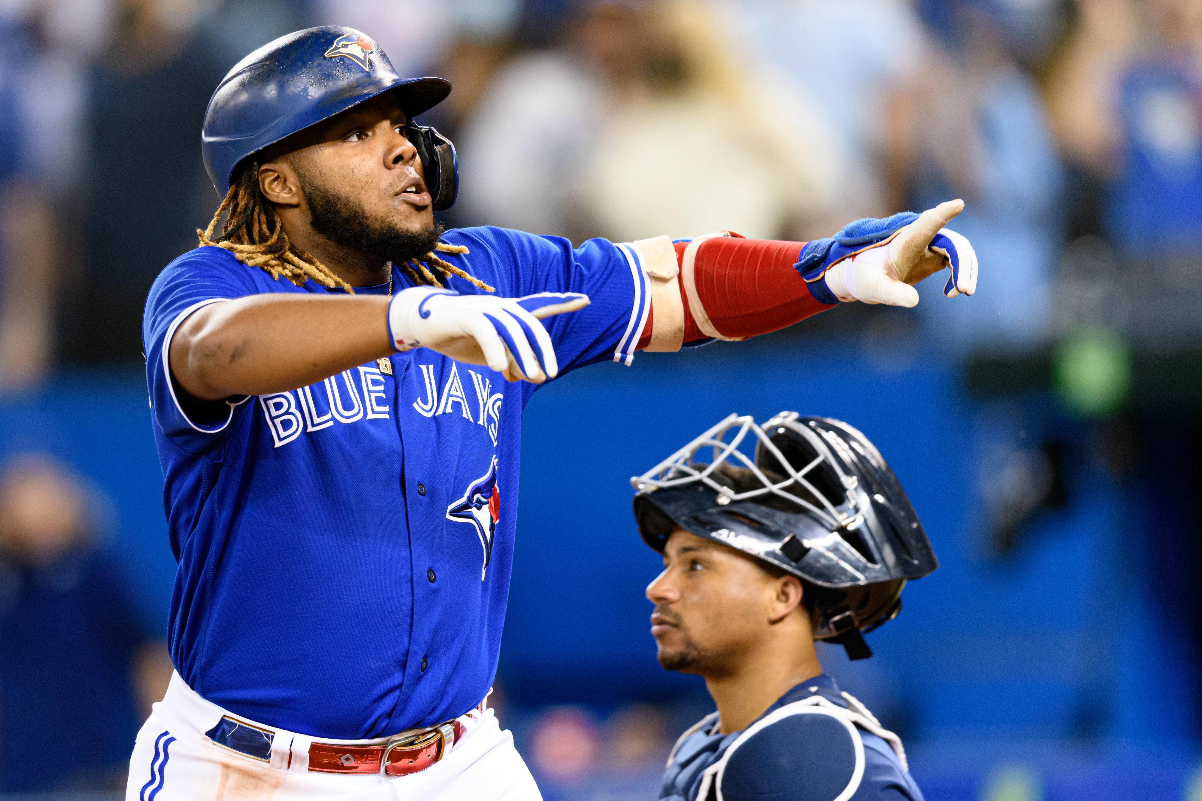 MLB: SEP 13 Rays at Blue Jays