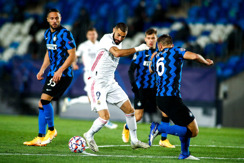 Real Madrid v FC Internazionale: Group B - UEFA Champions League