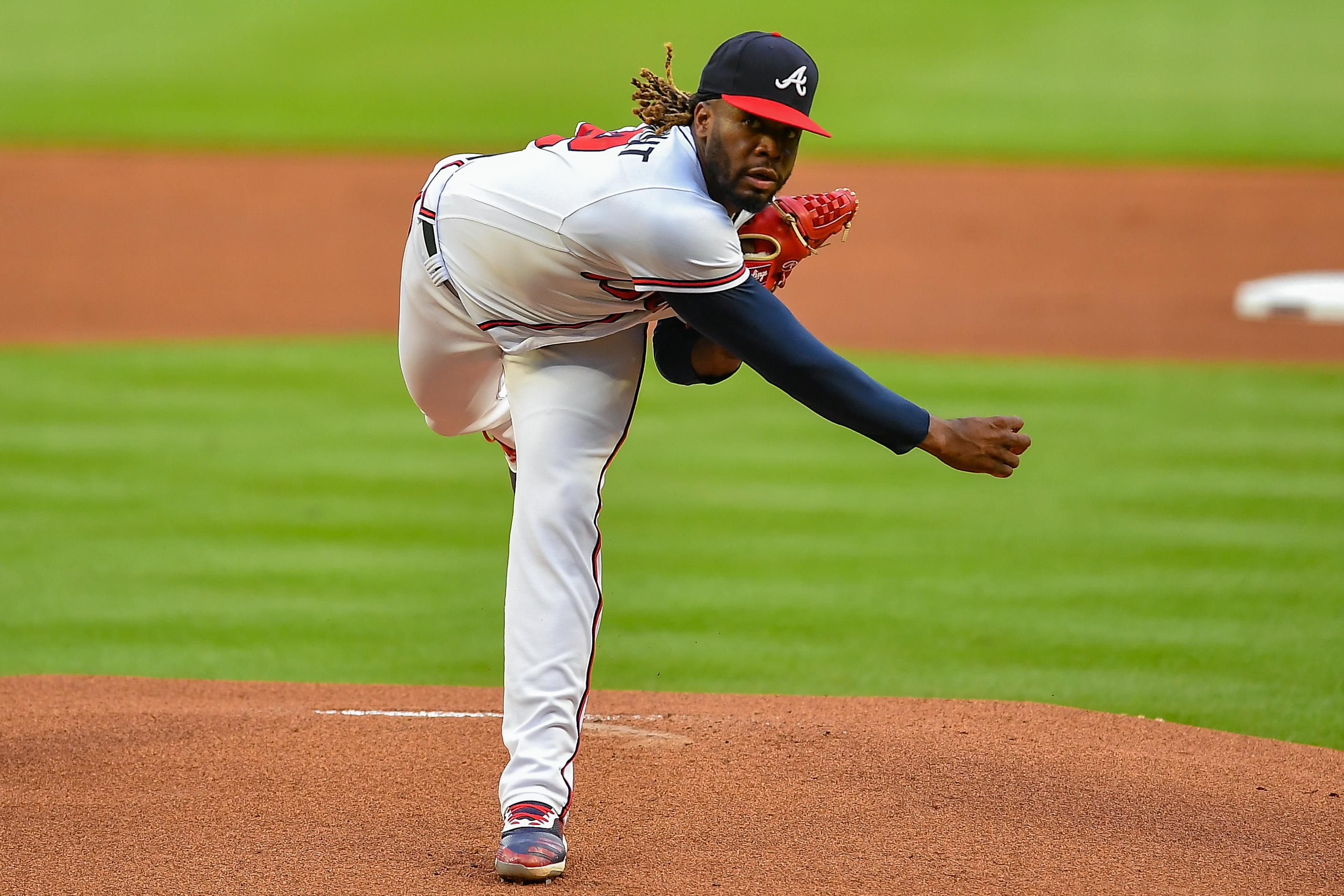 MLB: SEP 08 Nationals at Braves