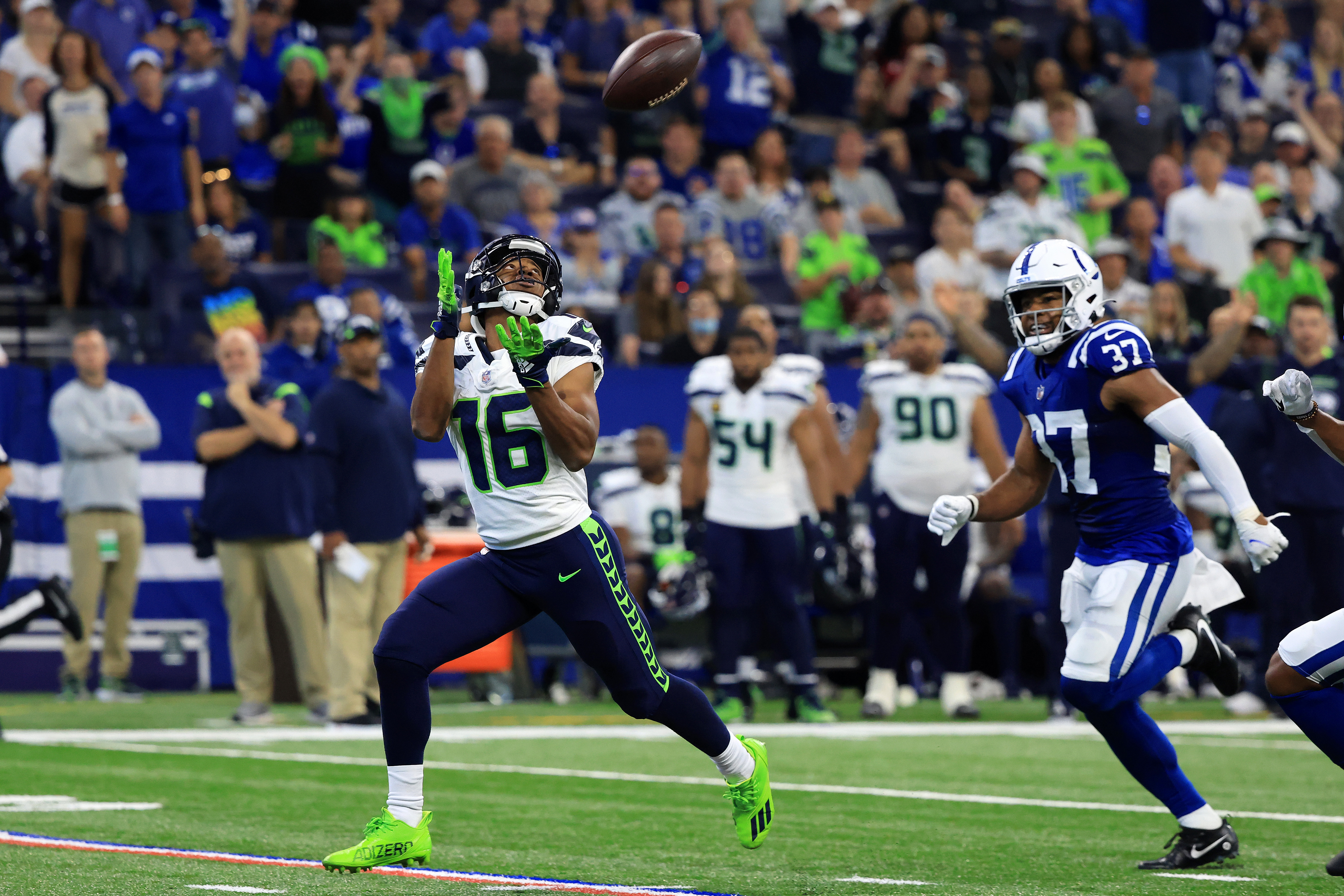 Seattle Seahawks v Indianapolis Colts