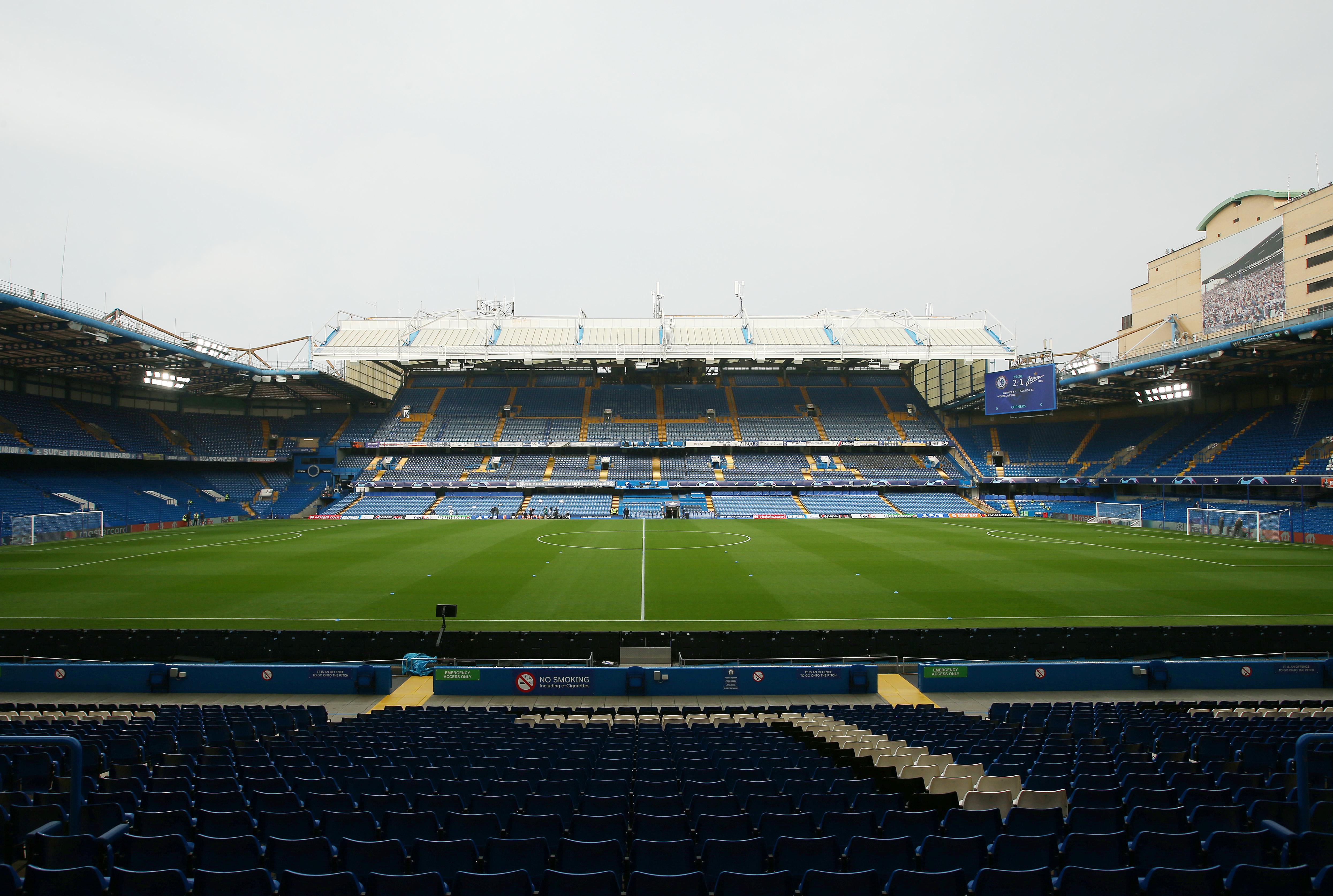 Chelsea FC v Zenit St. Petersburg: Group H - UEFA Champions League