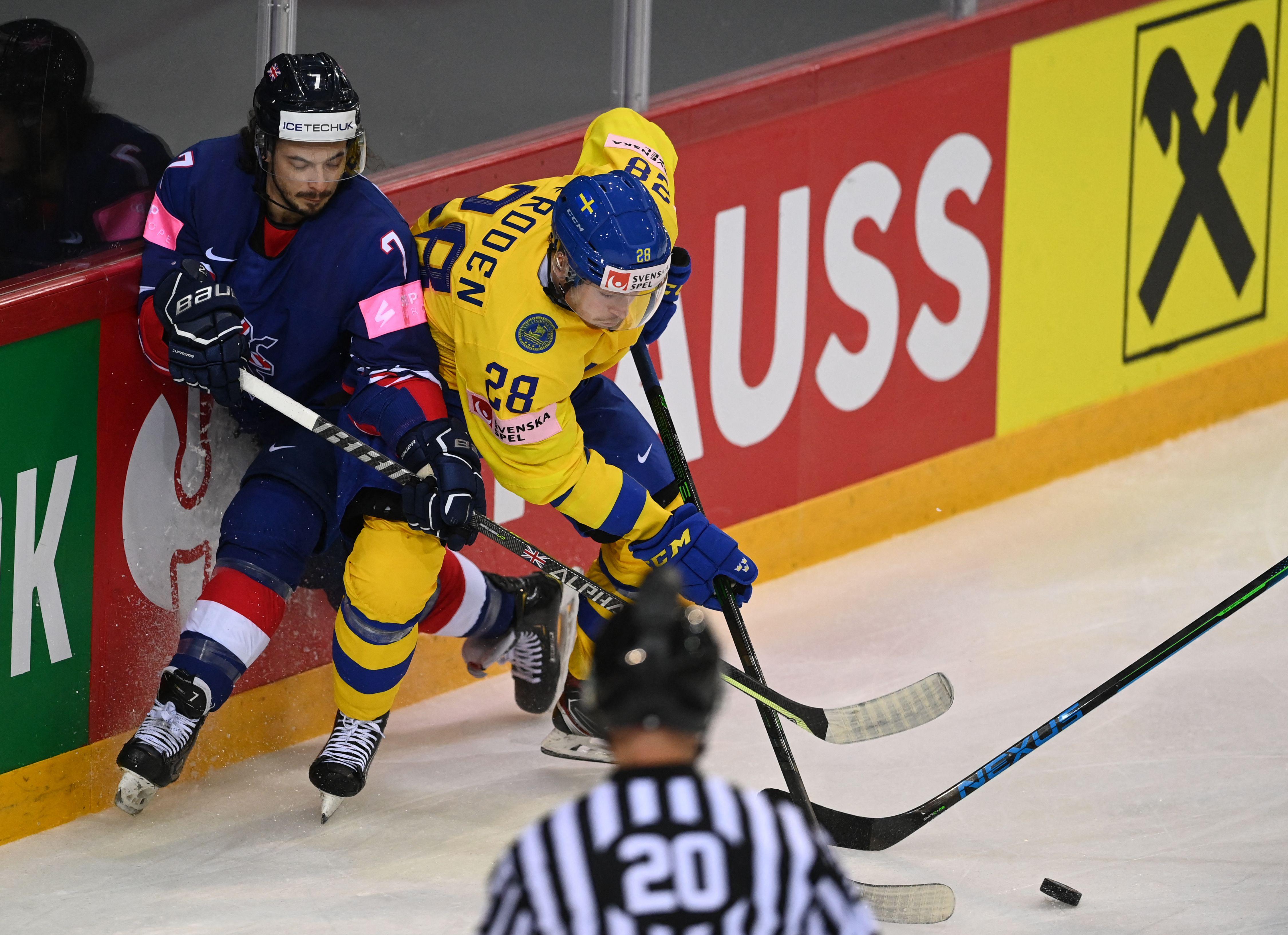 IHOCKEY-WC-IIHF-SWE-GBR