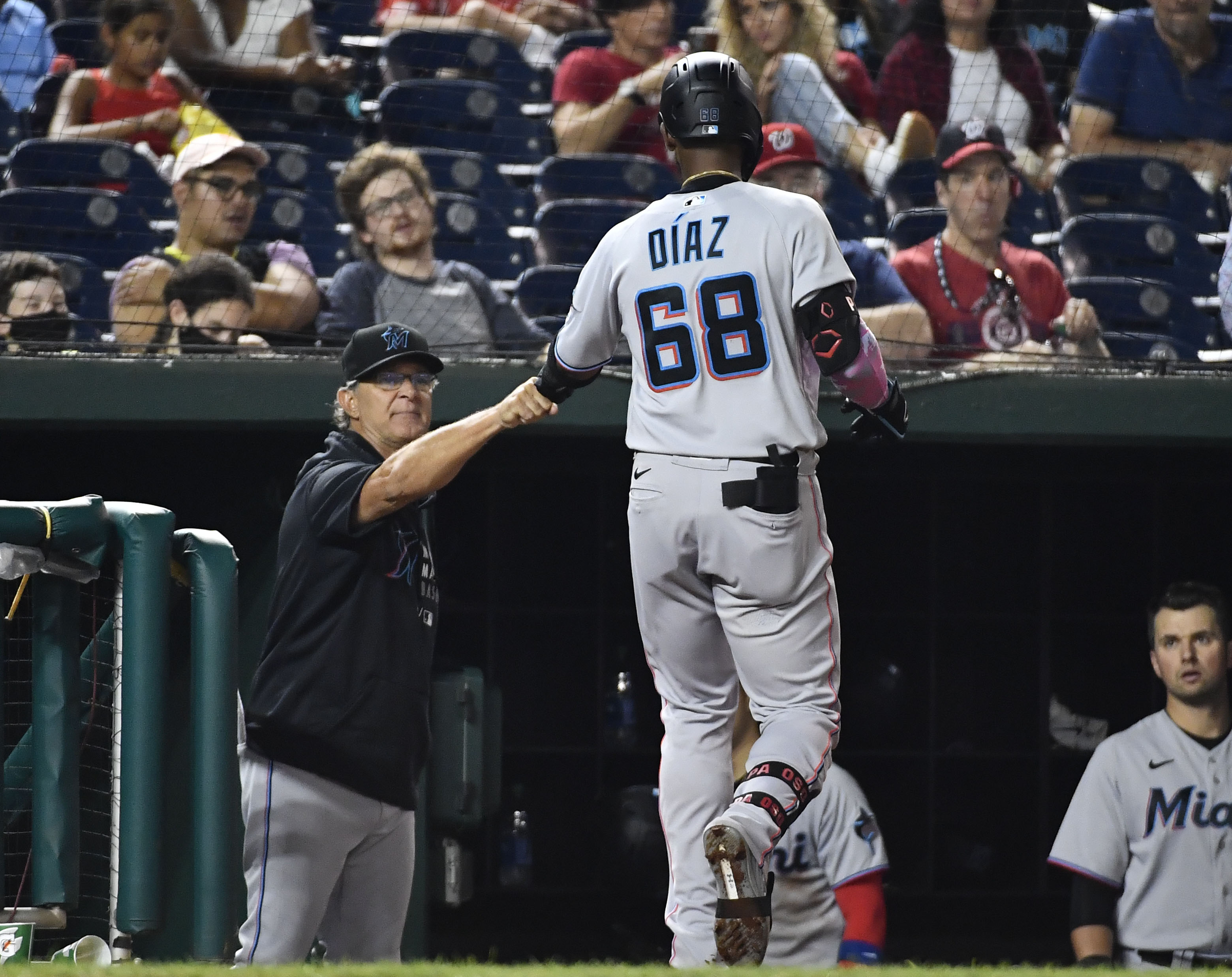 MLB: Miami Marlins at Washington Nationals