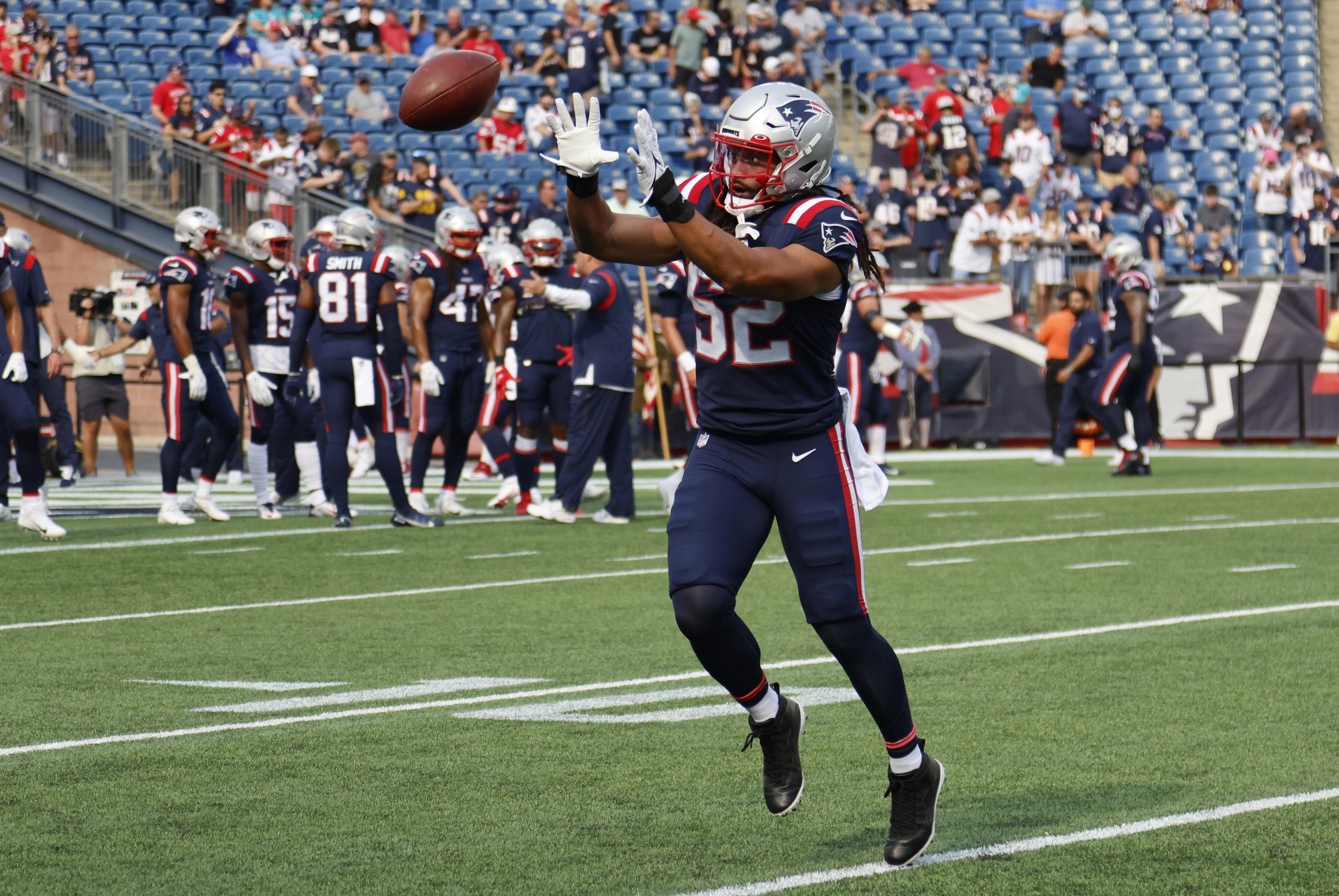 NFL: SEP 12 Dolphins at Patriots