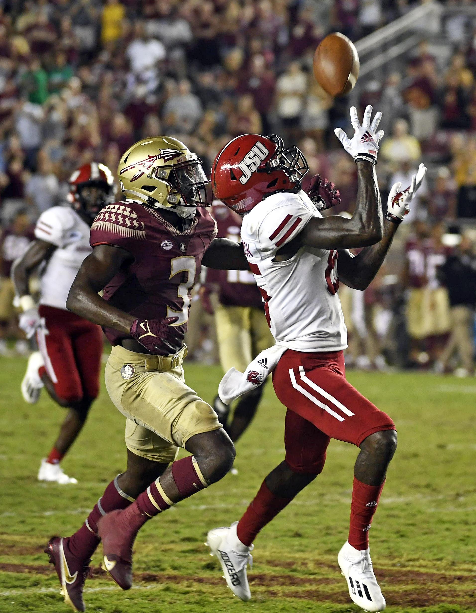 NCAA Football: Jacksonville State at Florida State
