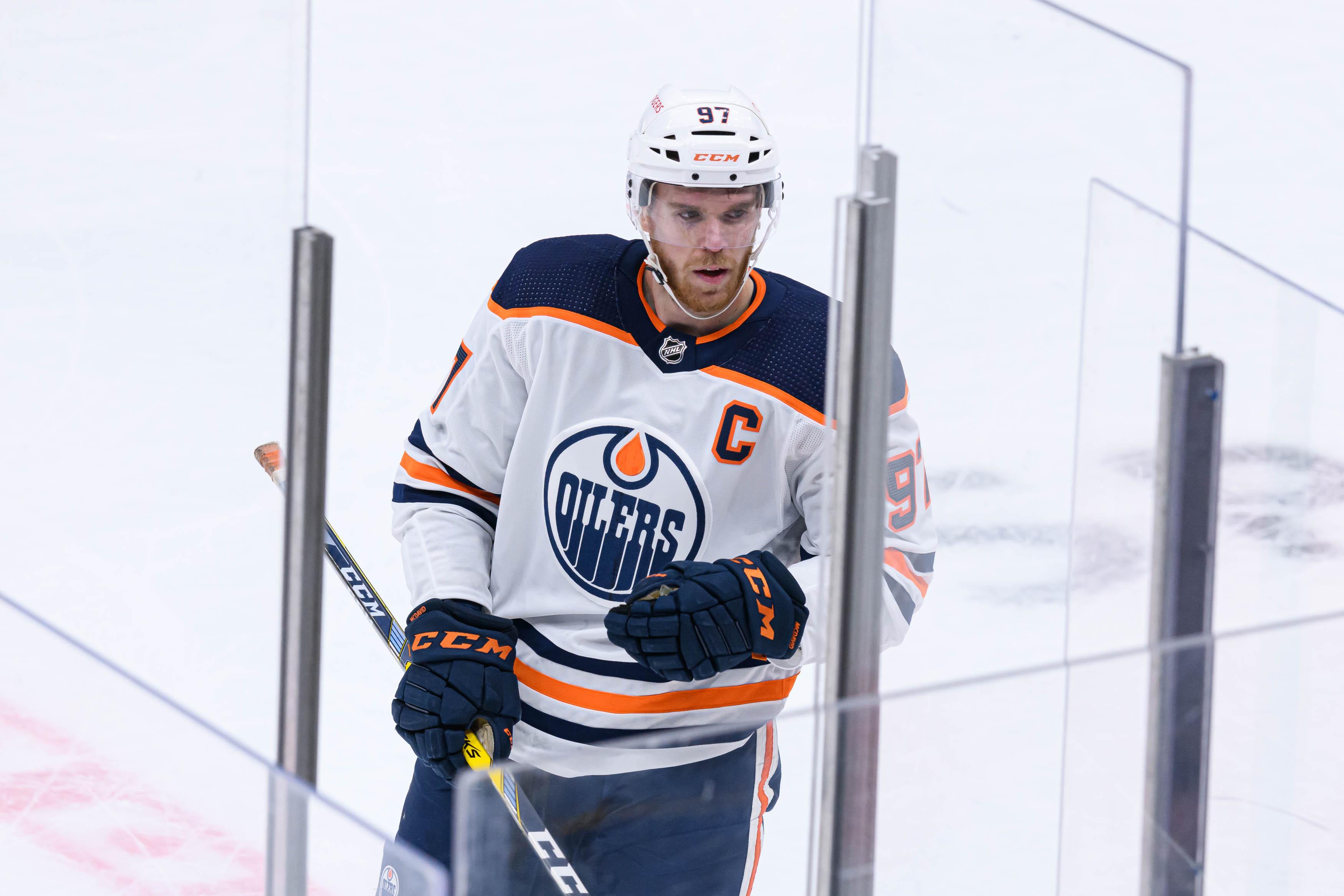 NHL: JAN 20 Oilers at Maple Leafs
