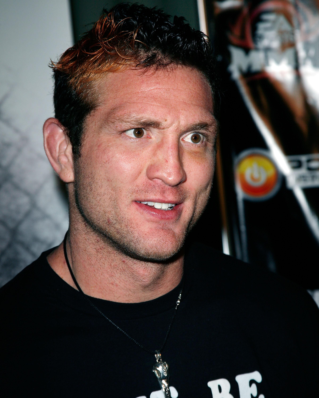 Jason Miller - EA Sports MMA Launch Party