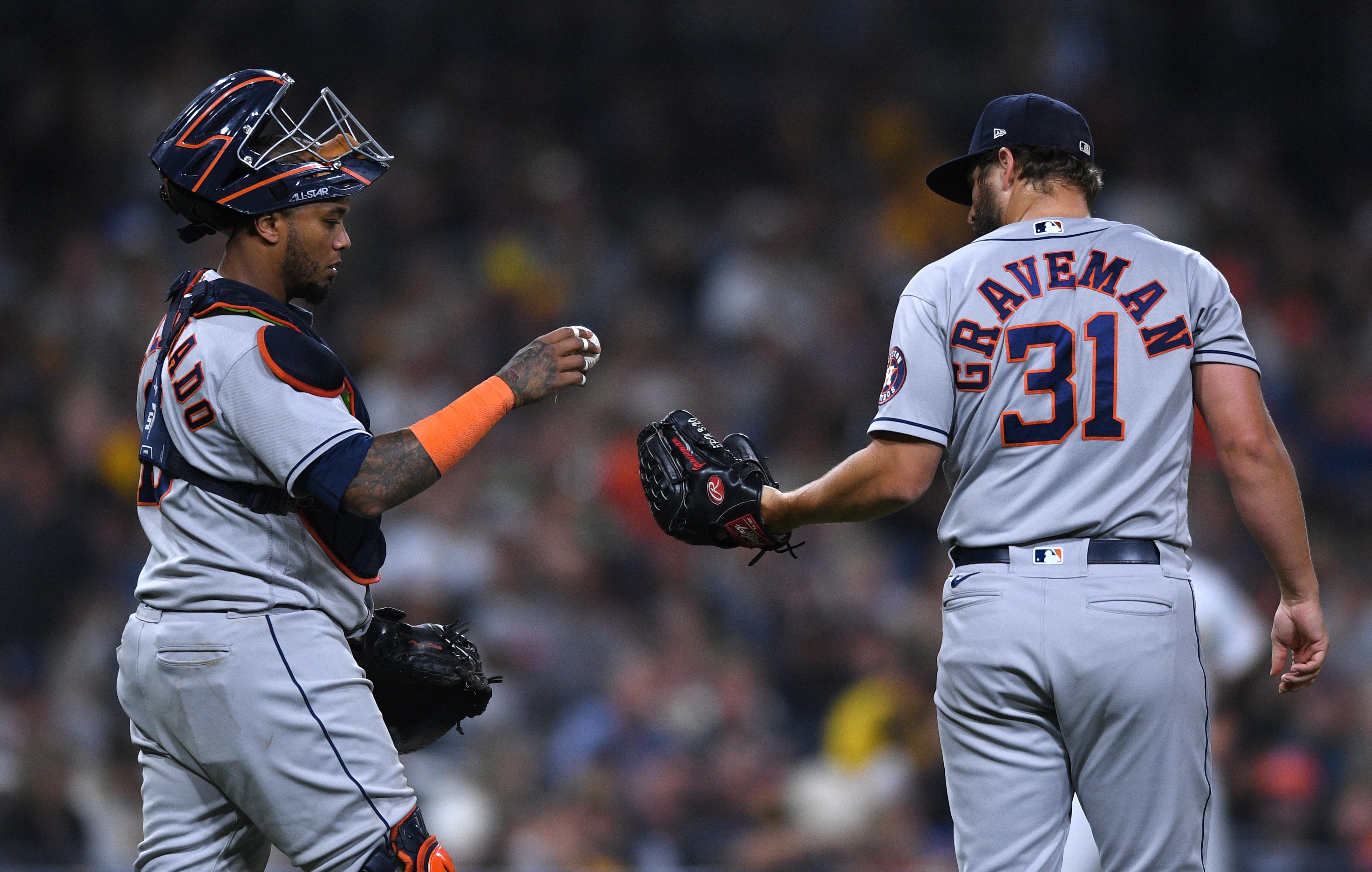 MLB: Houston Astros at San Diego Padres