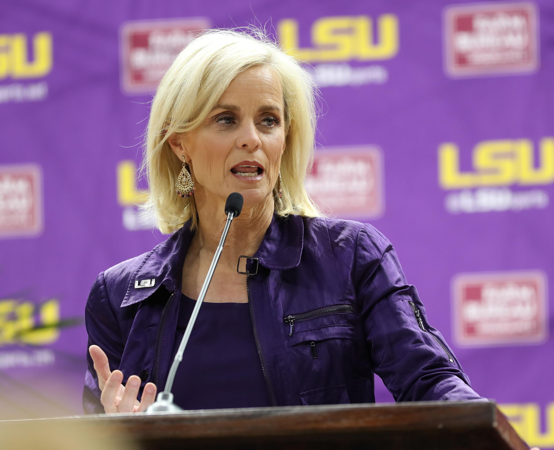 LSU Introduce Head Coach Kim Mulkey