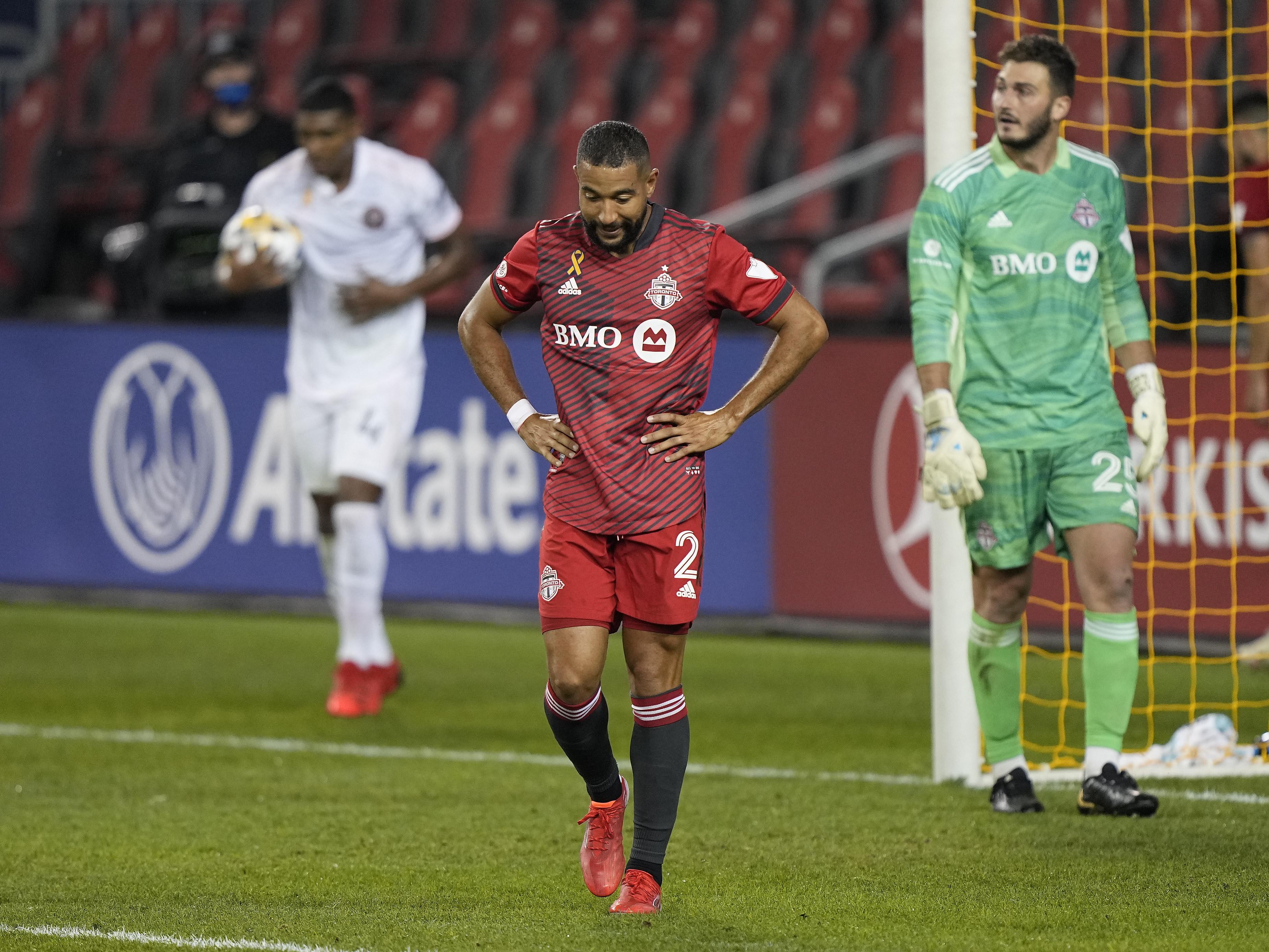 MLS: Inter Miami CF at Toronto FC