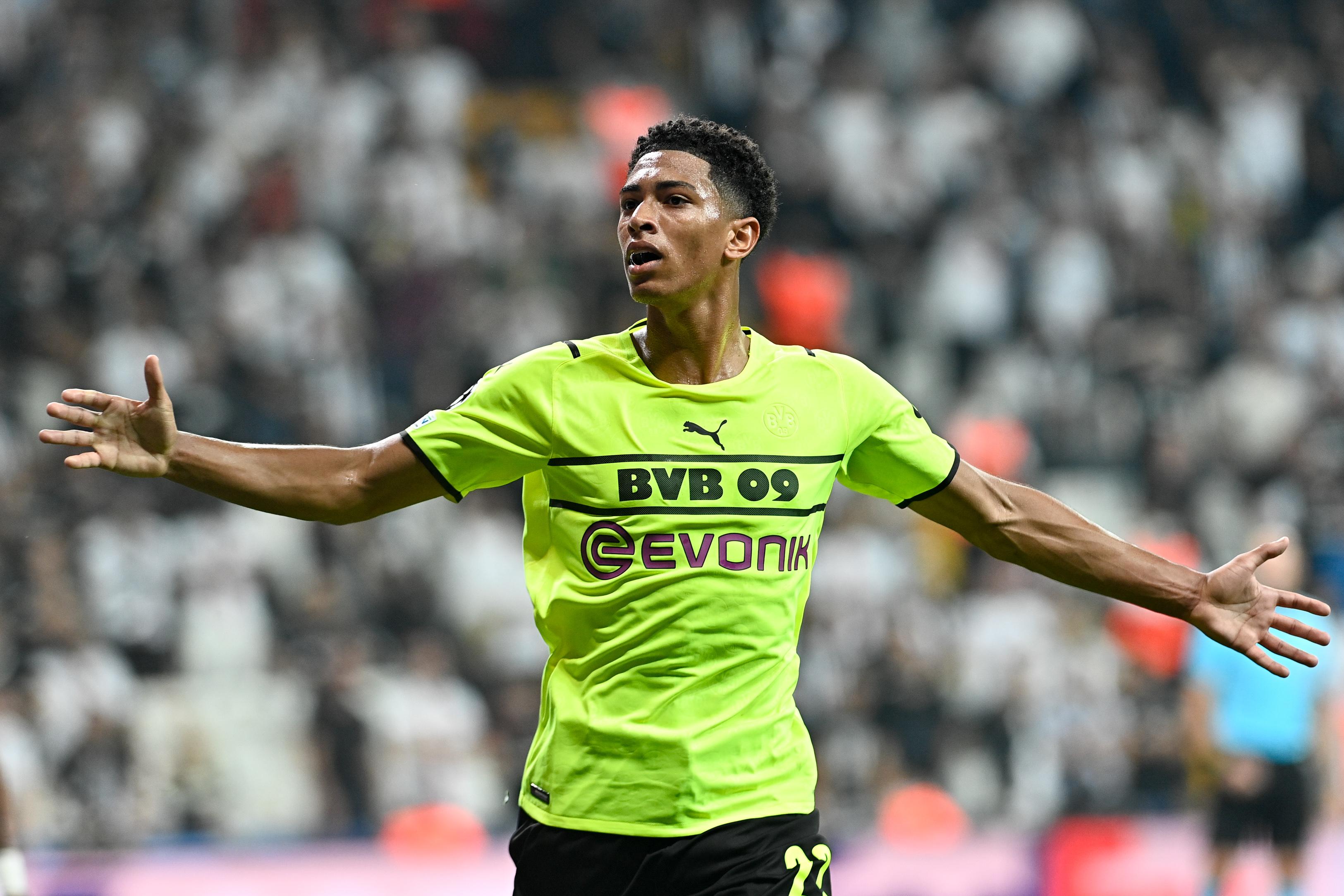 Besiktas v Borussia Dortmund - UEFA Champions League