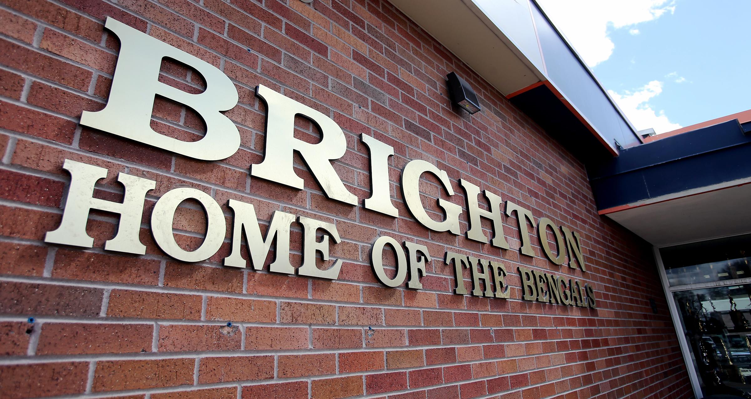 Brighton High School in Cottonwood Heights, Utah.