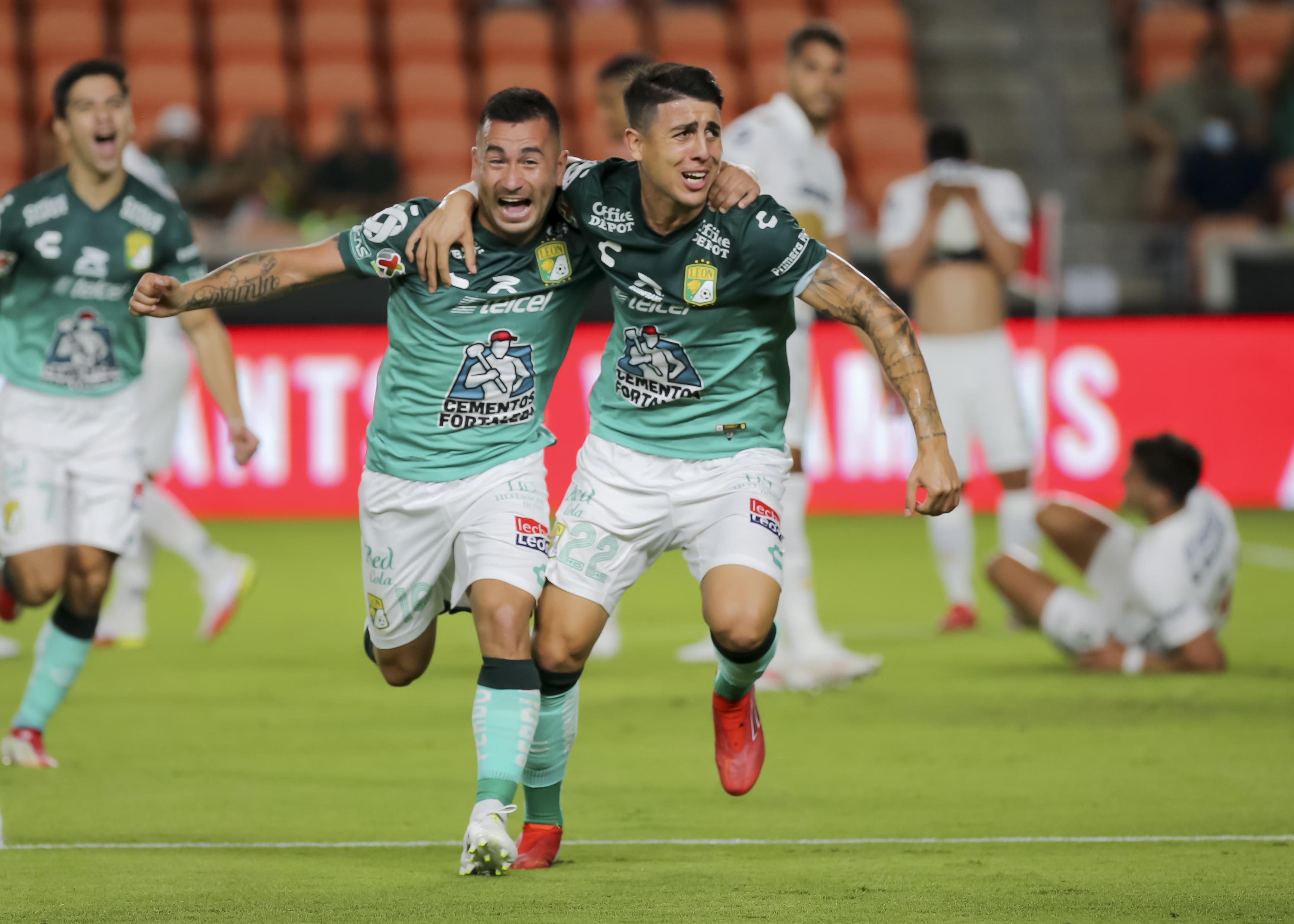SOCCER: SEP 15 Leagues Cup Semifinal - Pumas v Club Leon