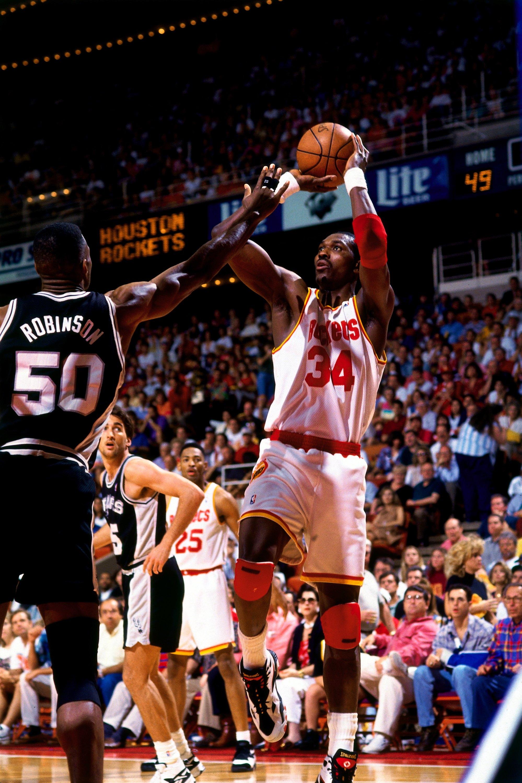 1995 Western Conference Finals, Game 4: San Antonio Spurs vs. Houston Rockets