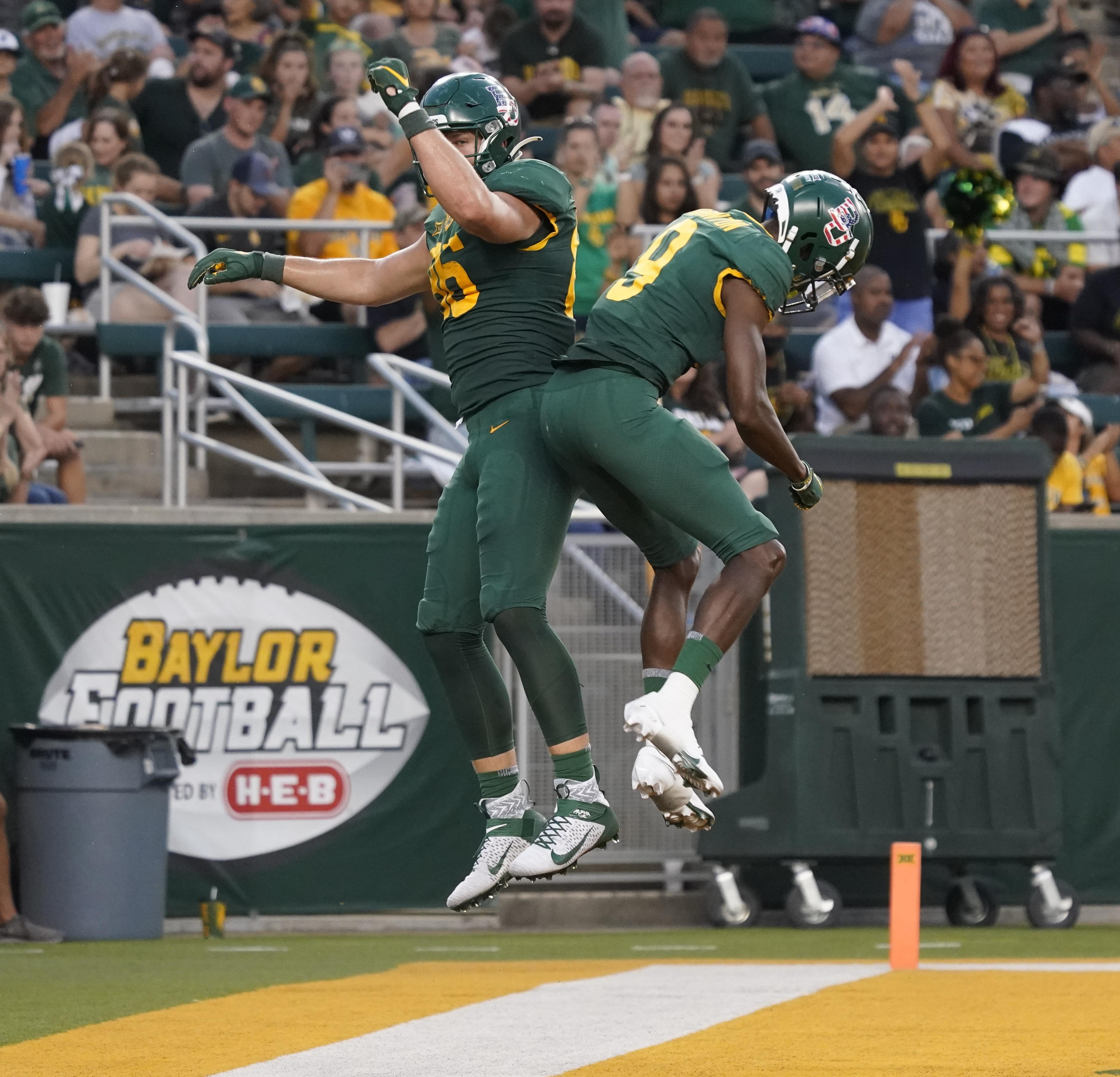 NCAA Football: Texas Southern at Baylor