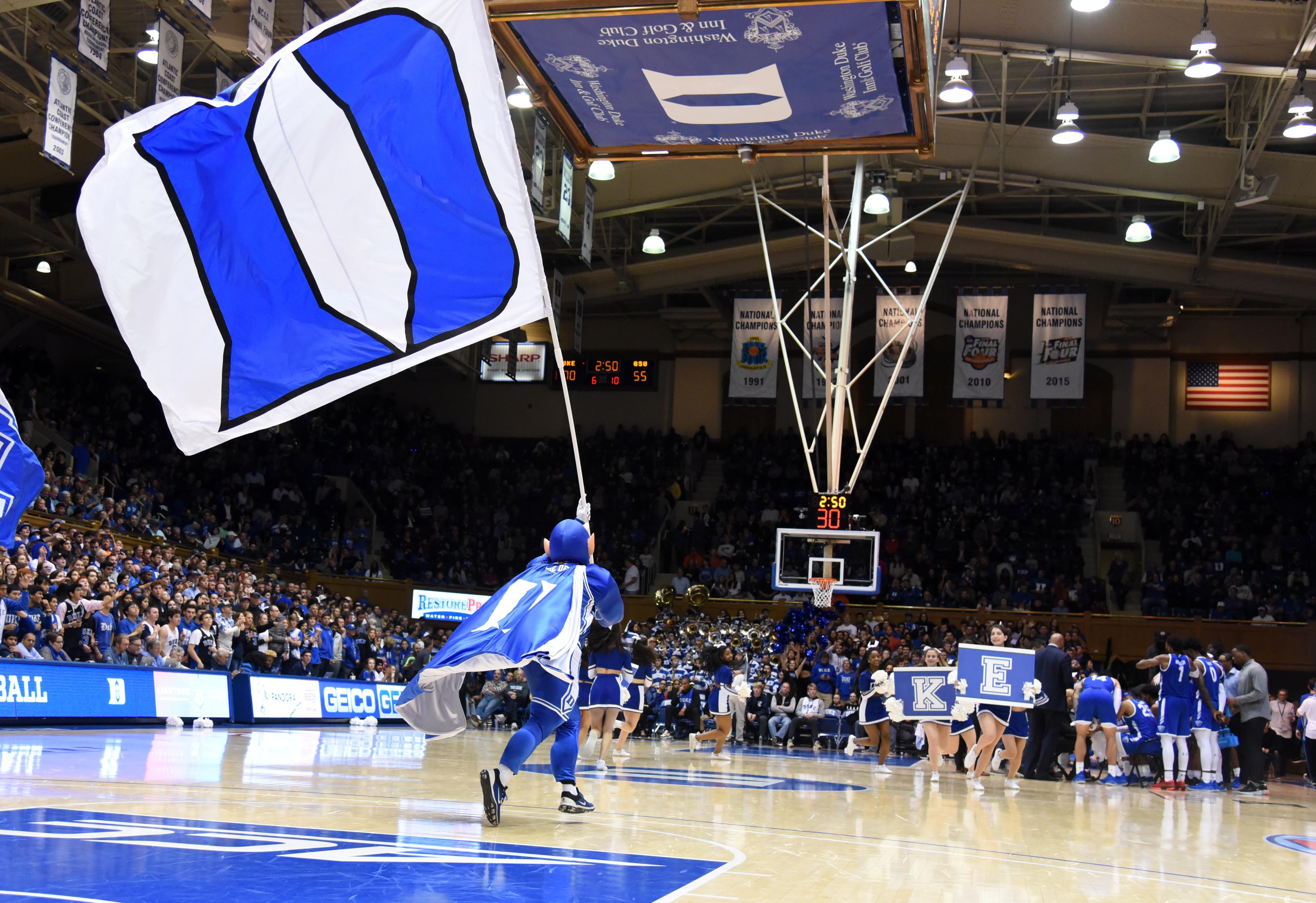 NCAA Basketball: Georgia State at Duke