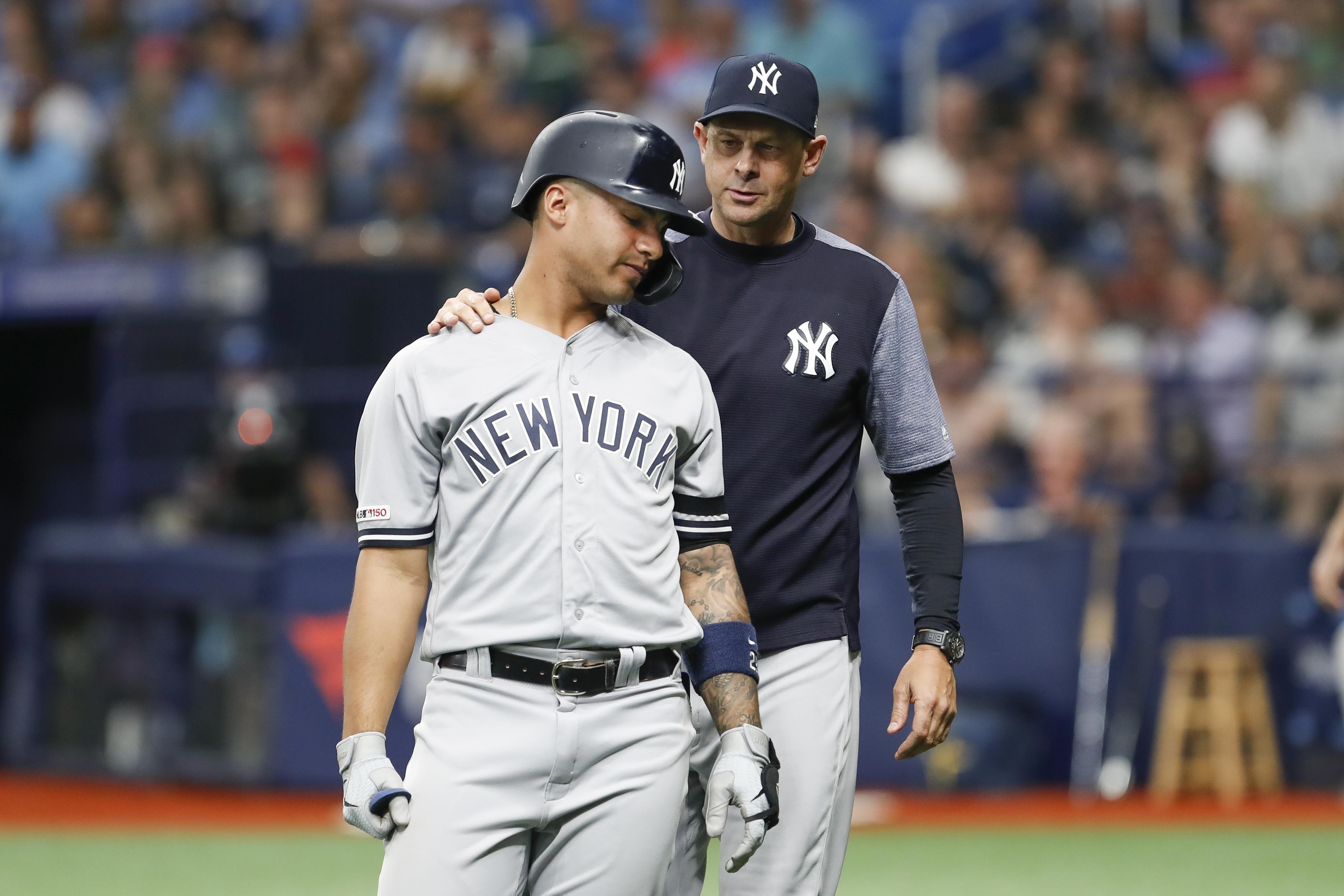 MLB: MAY 10 Yankees at Rays