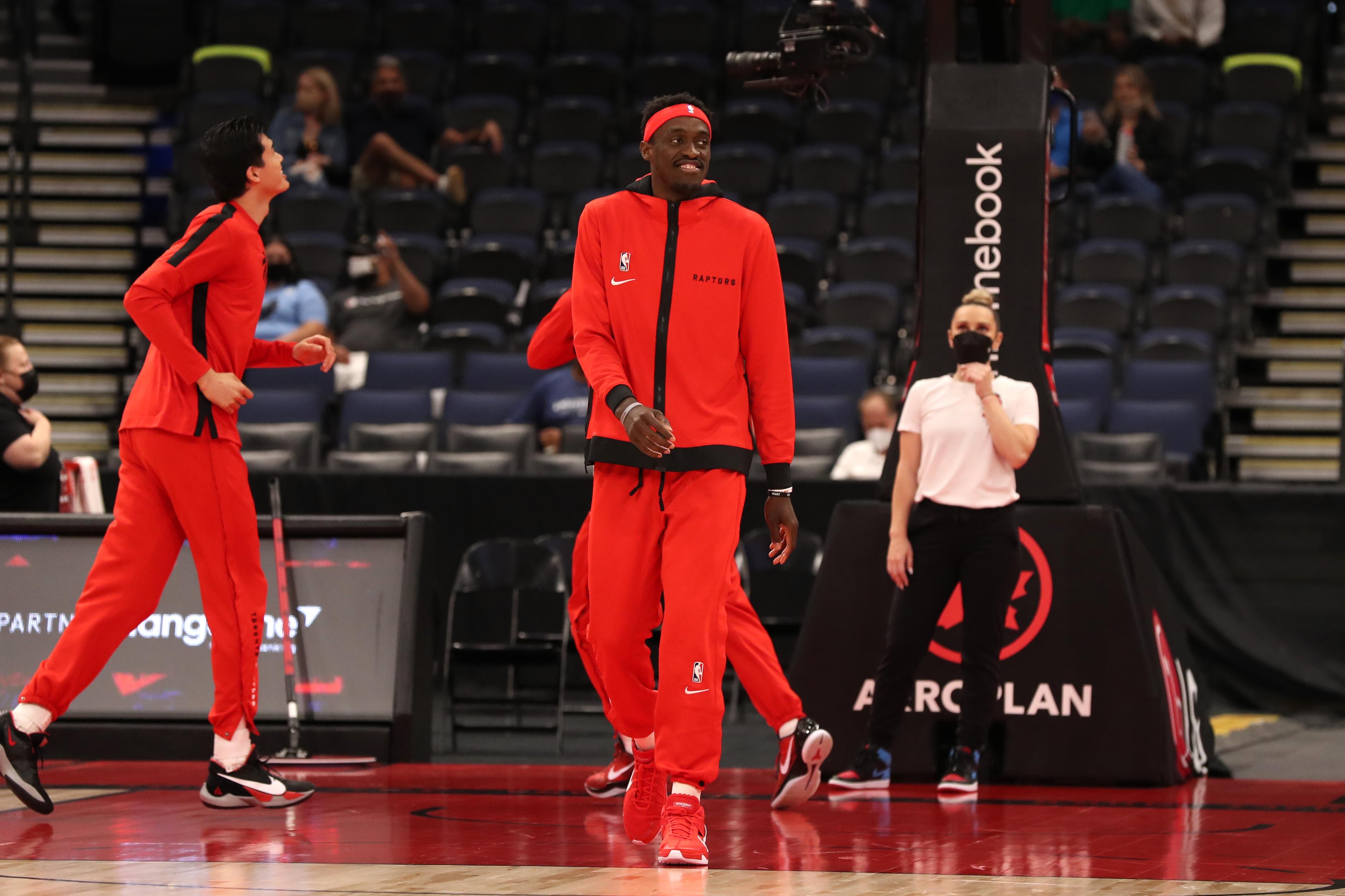 Memphis Grizzlies v Toronto Raptors