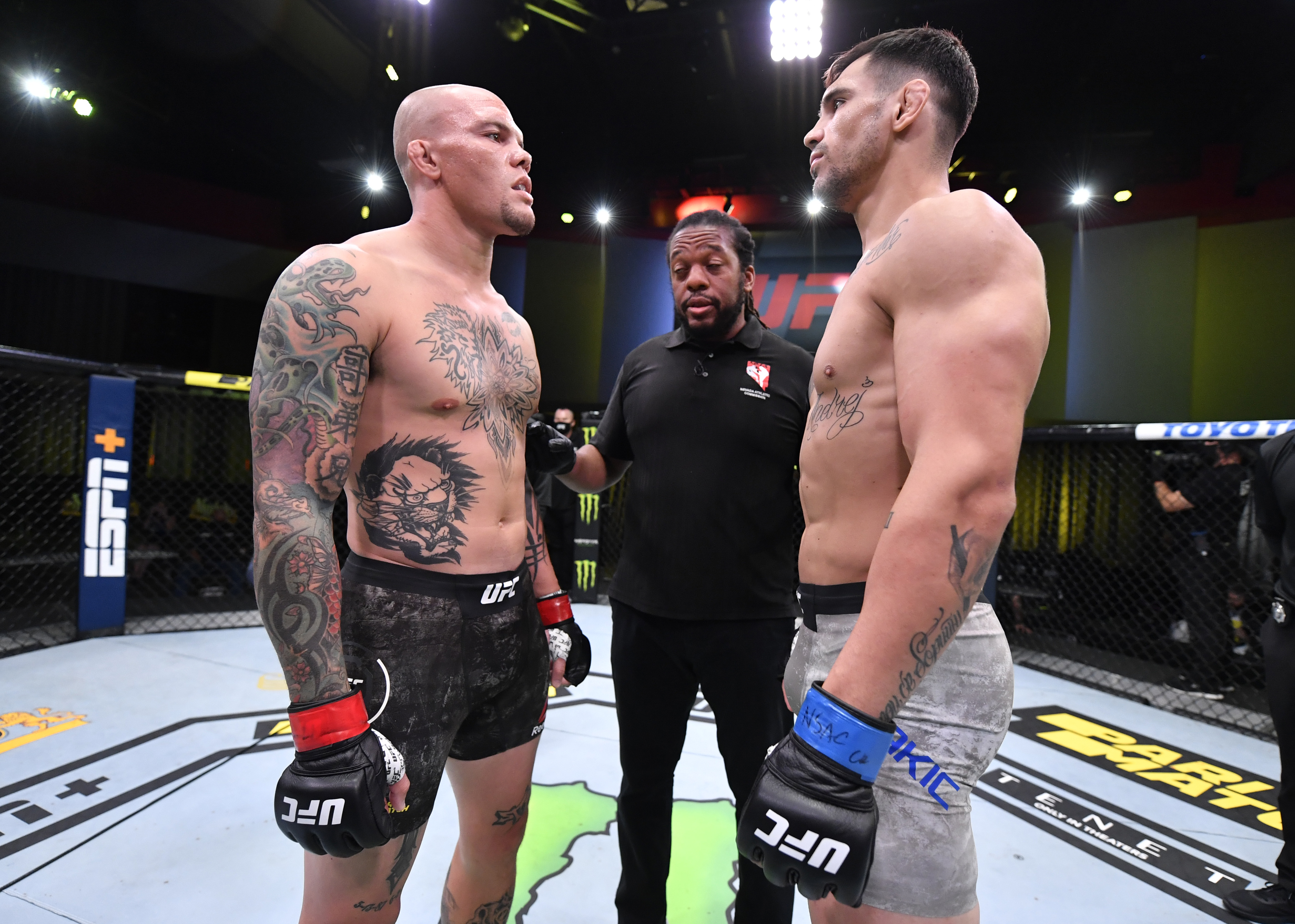 UFC Fight Night: Smith v Rakic