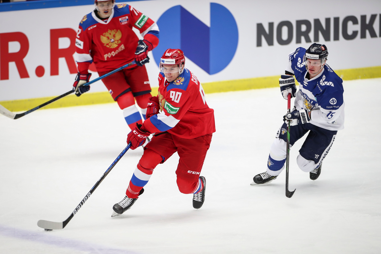 IHOCKEY-EURO-SWE-RUS-FIN