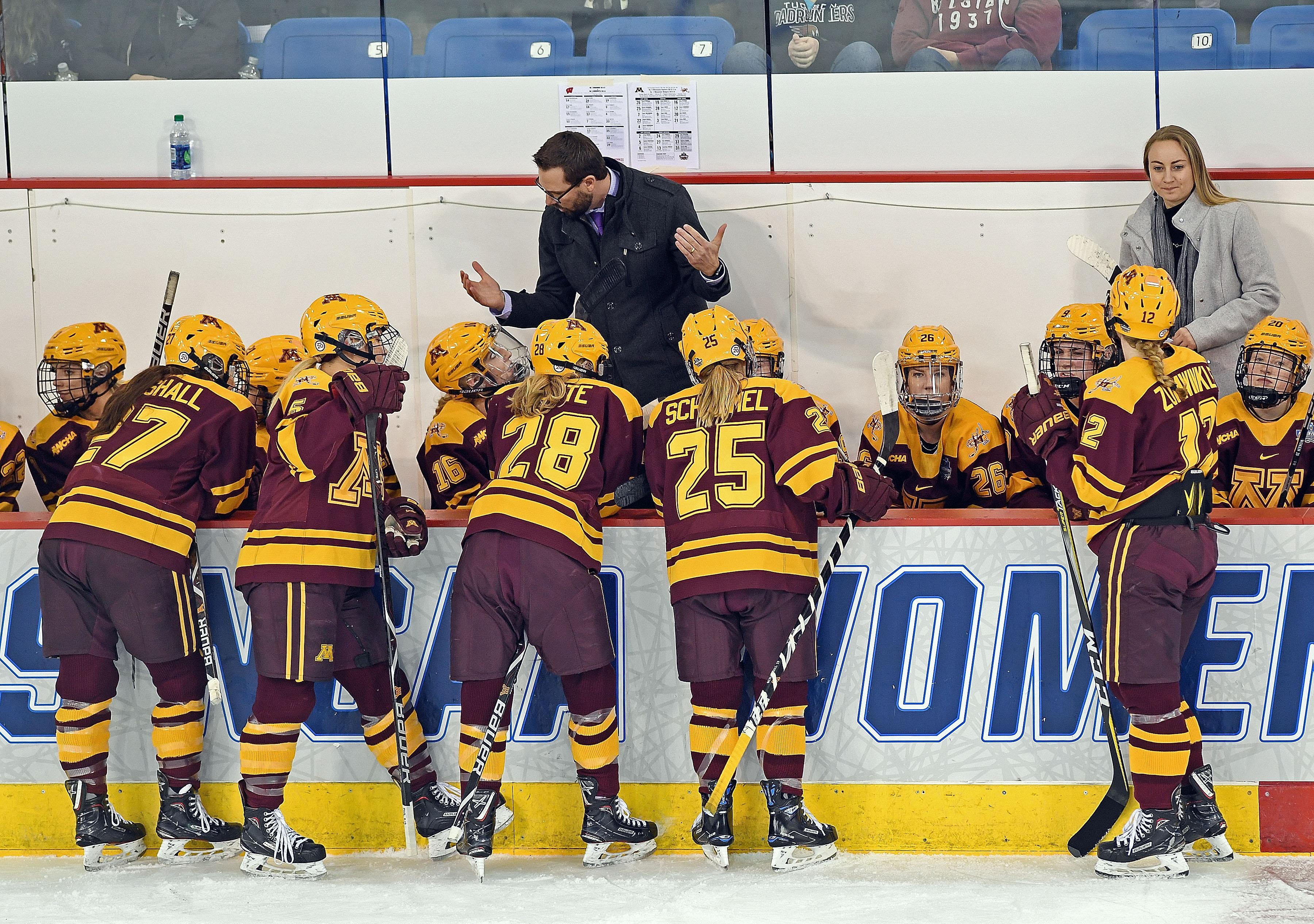 2019 NCAA Division I Women's Ice Hockey Championship
