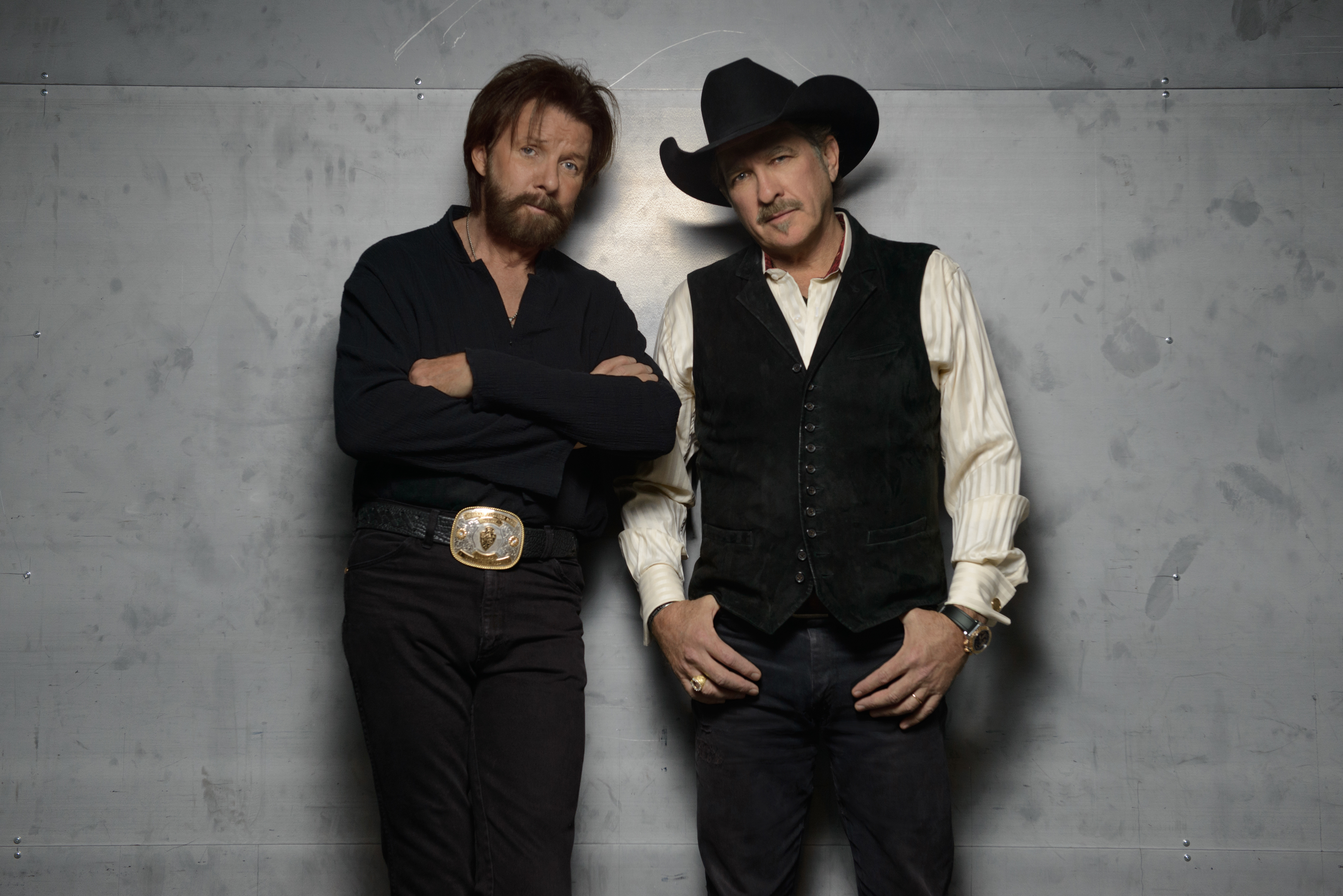 Brooks & Dunn bring their Reboot 2021 tour to the Hollywood Casino Amphitheatre on Saturday night.