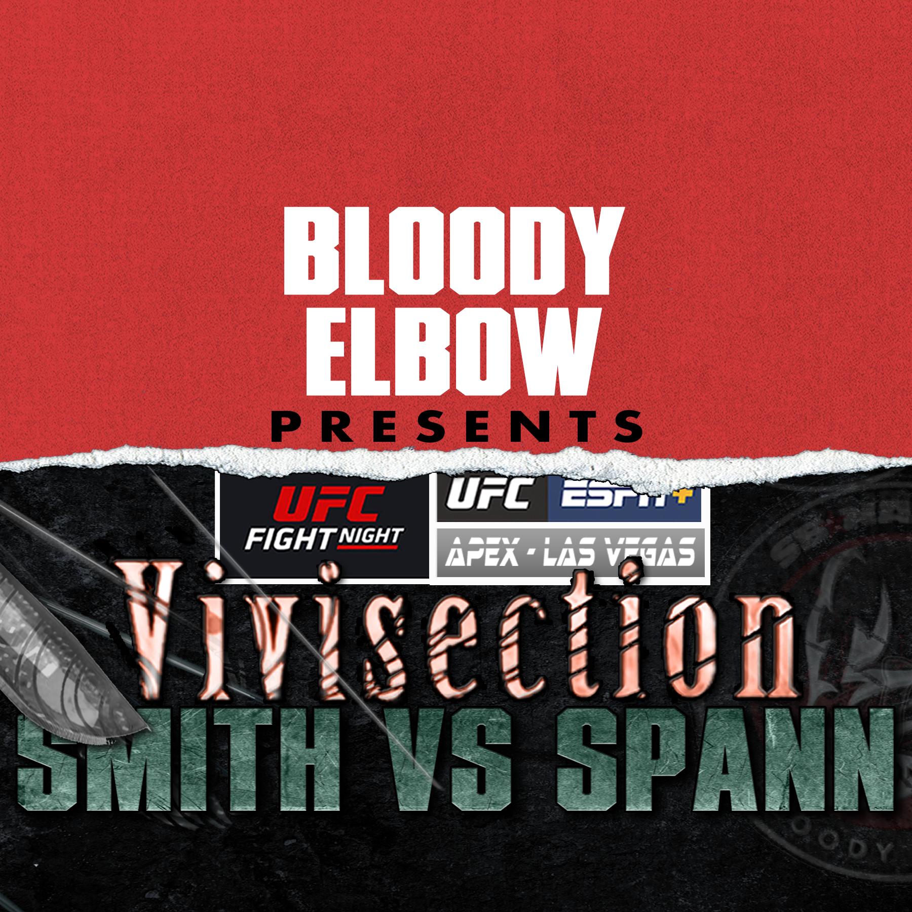 MMA Vivi, The MMA Vivisection, UFC Podcast, MMA Podcast, UFC Vegas 37, Anthony Smith vs Ryan Spann, UFC Picks & Predictions, UFC Analysis, UFC Odds, UFC Preview,