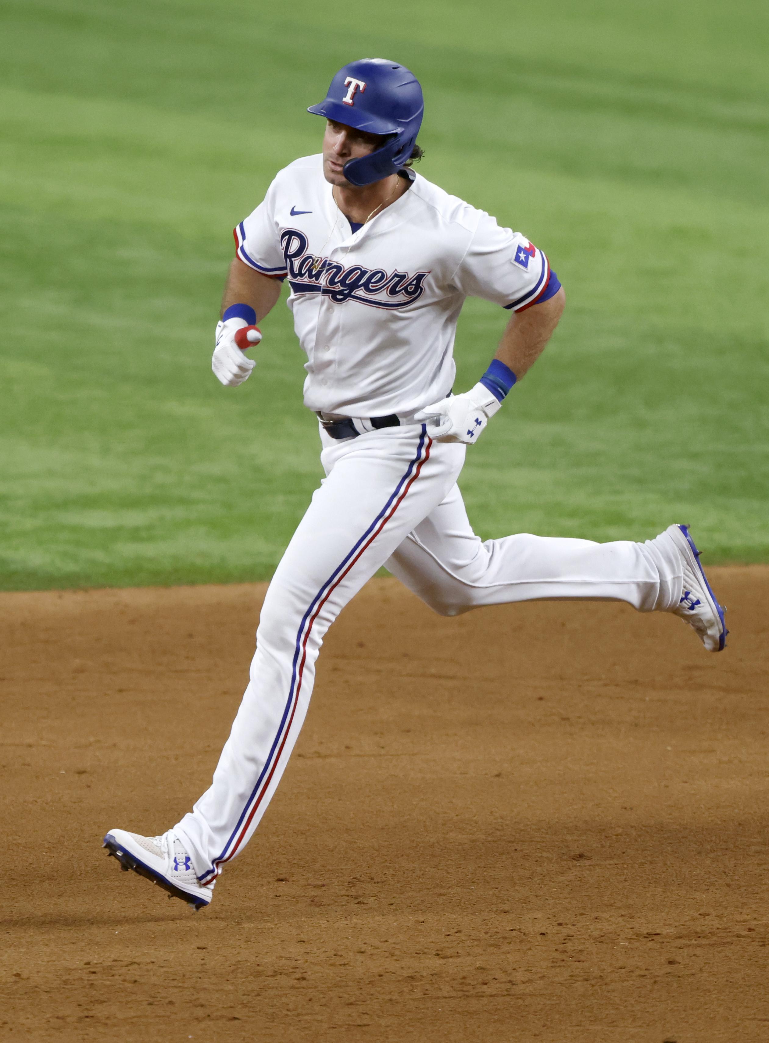 Houson Astros v Texas Rangers