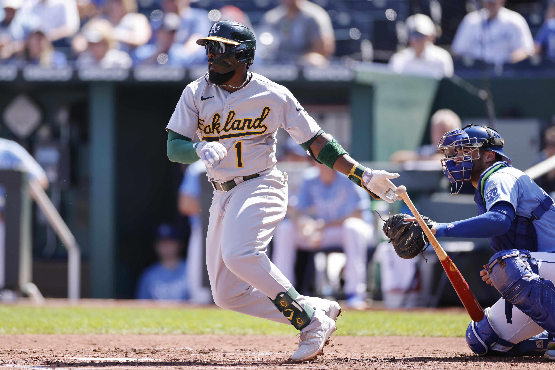 MLB: SEP 16 Athletics at Royals