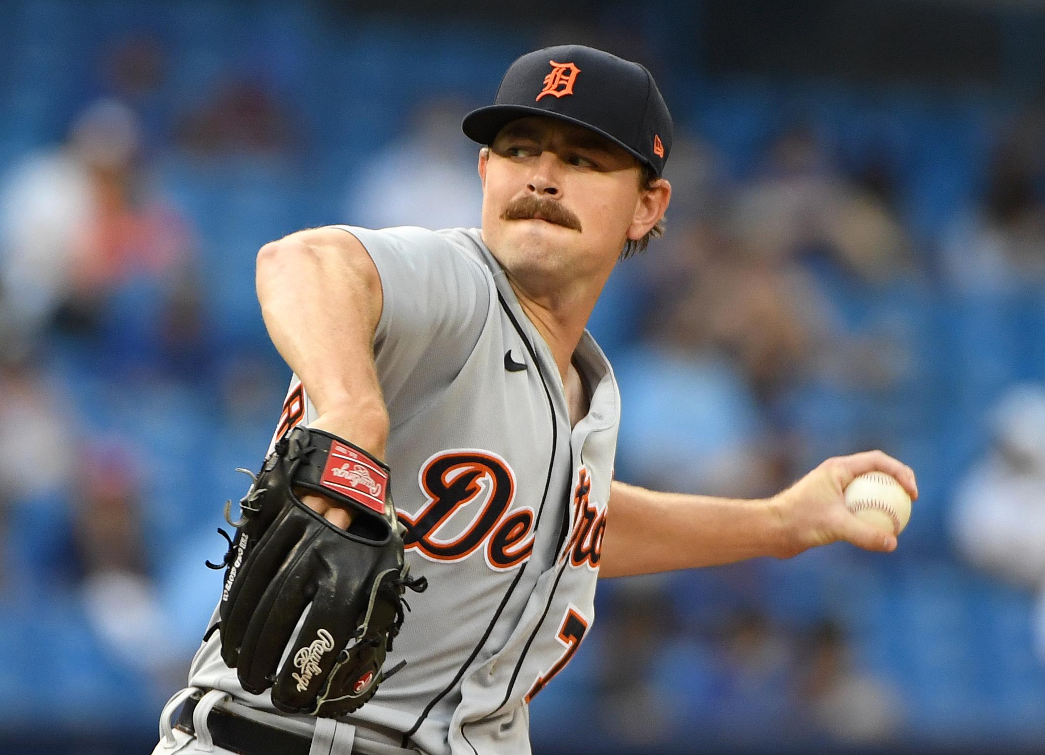 MLB: Detroit Tigers at Toronto Blue Jays