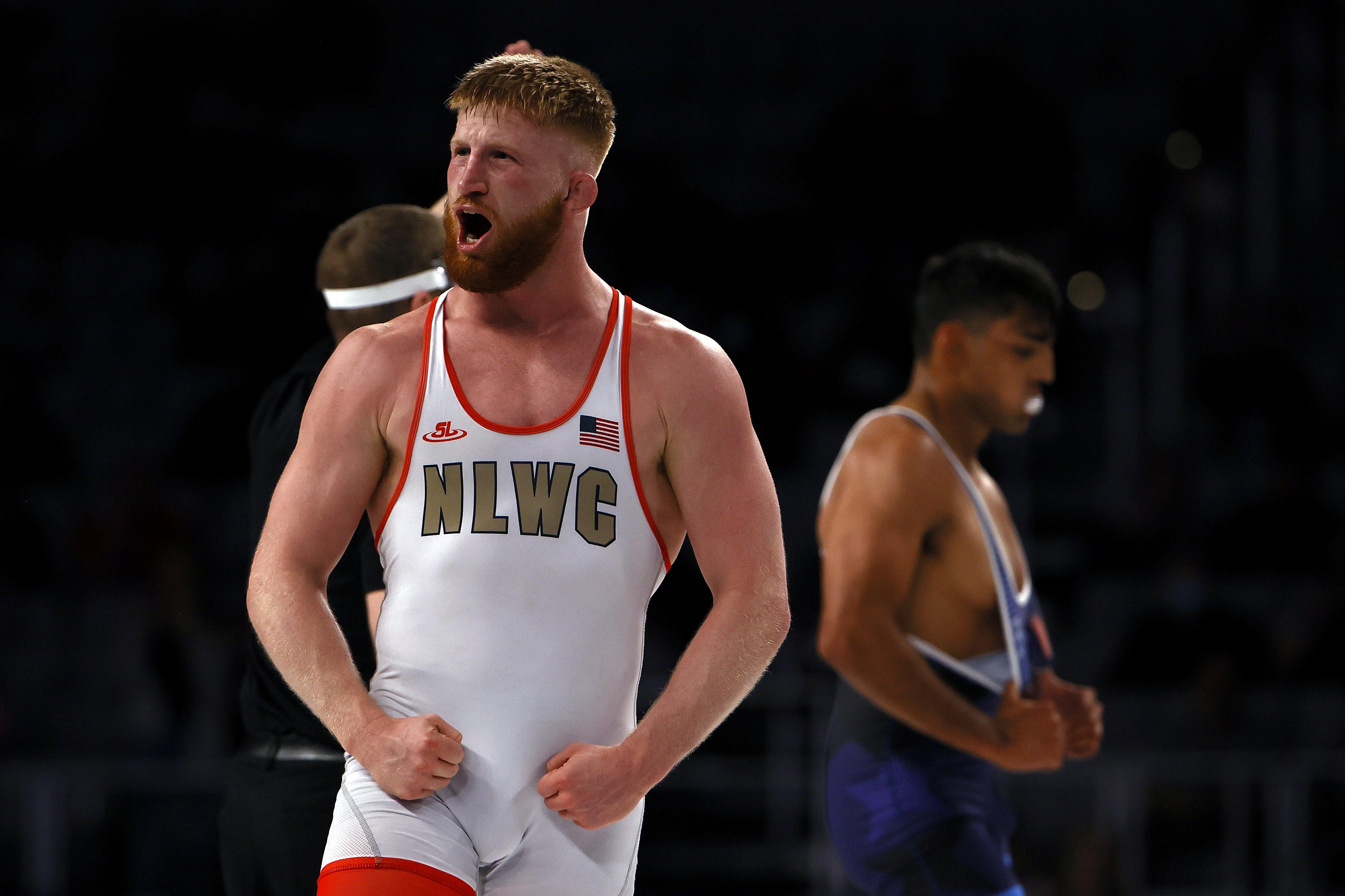 U.S. Olympic wrestling Team Trials - Wrestling Bo Nickal mma news