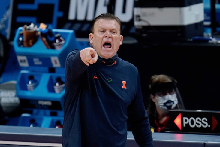 Brad Underwood will receive a contract extension through the 2026-27 season.