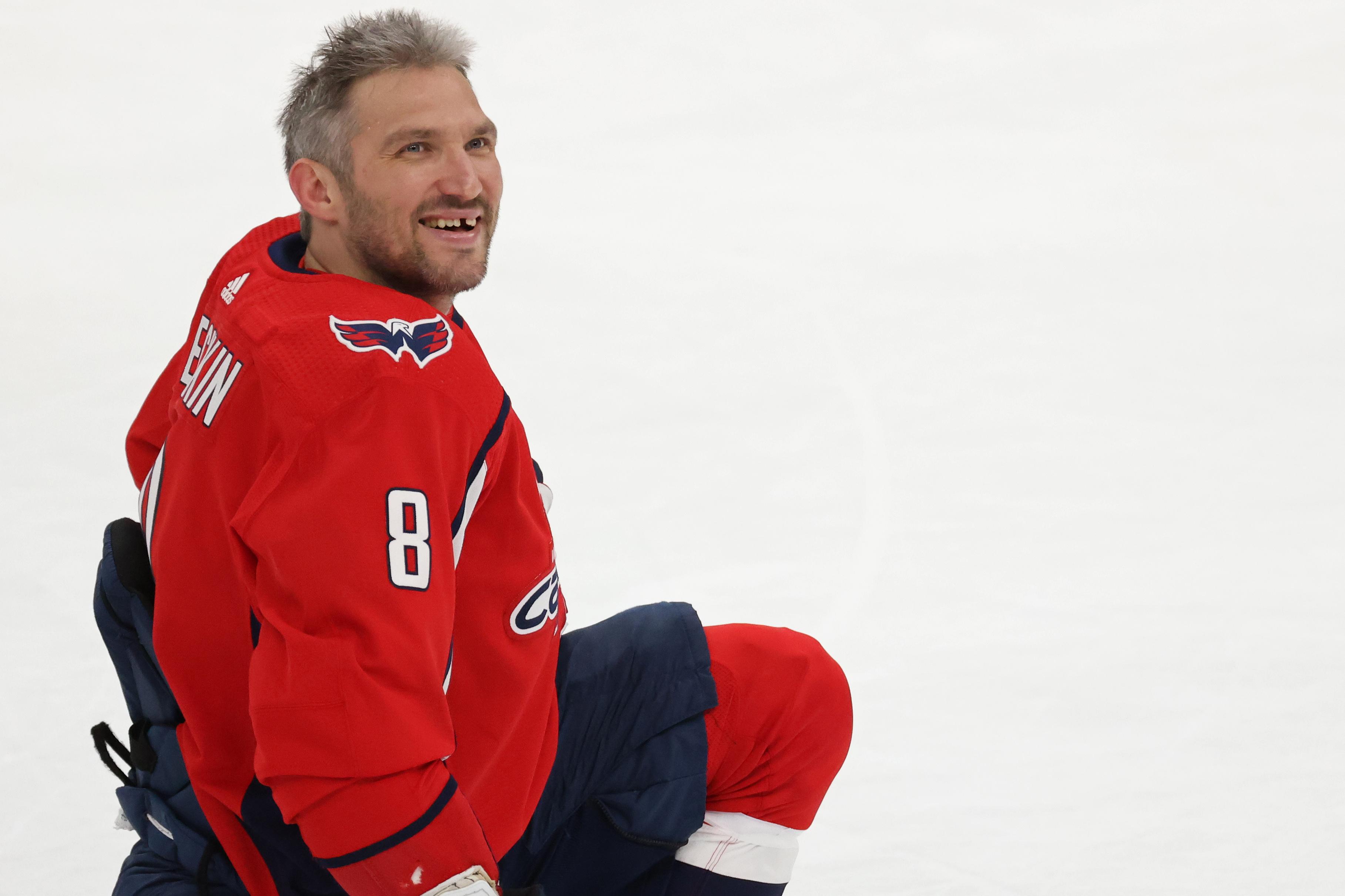 NHL: Philadelphia Flyers at Washington Capitals