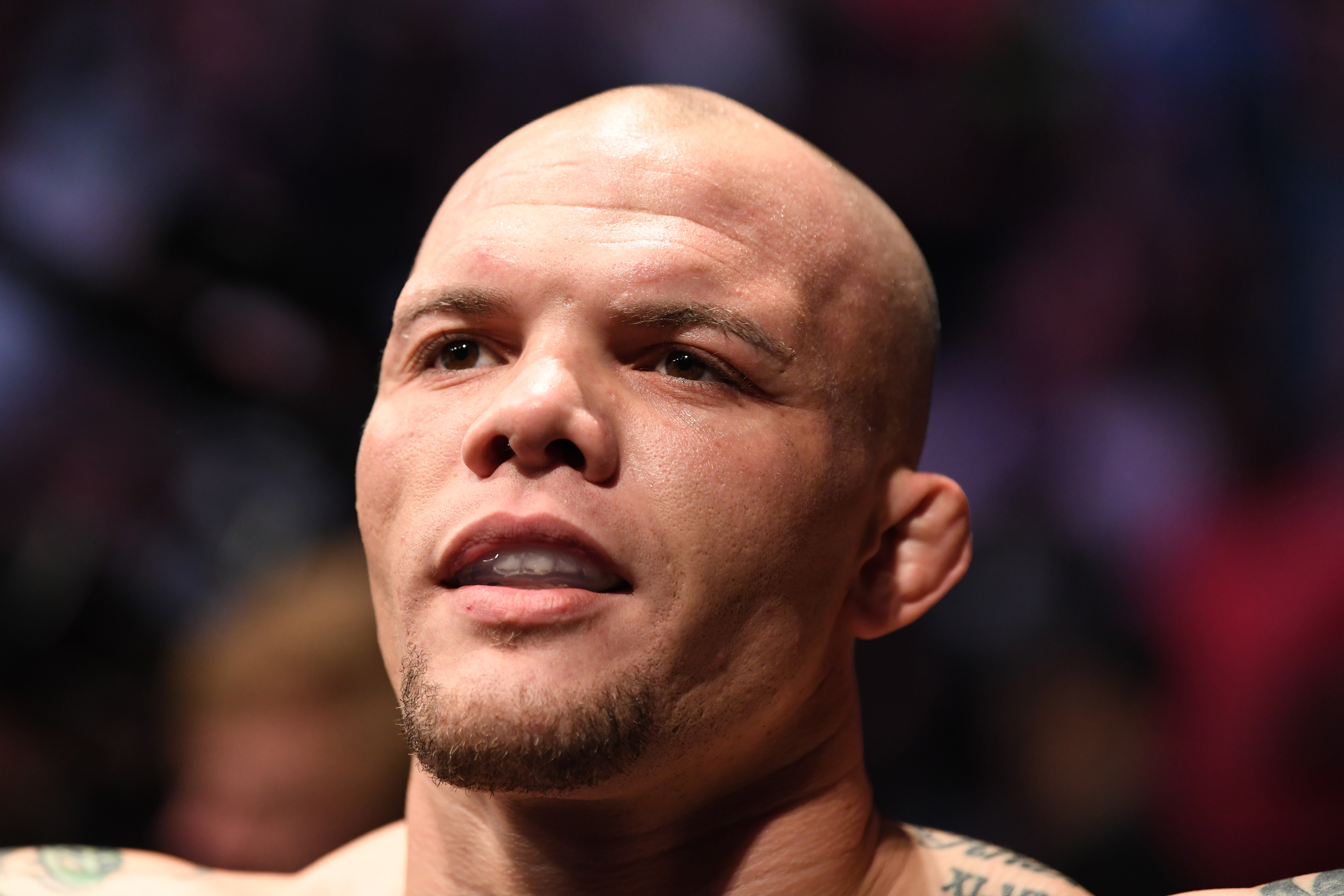 UFC 261: Smith v Crute