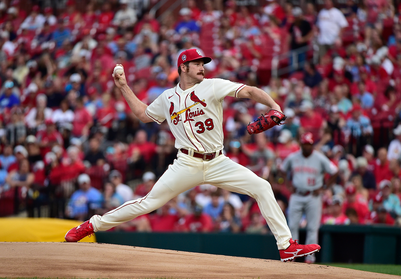 美国职业棒球大联盟:辛辛那提红人队对圣路易斯红雀队
