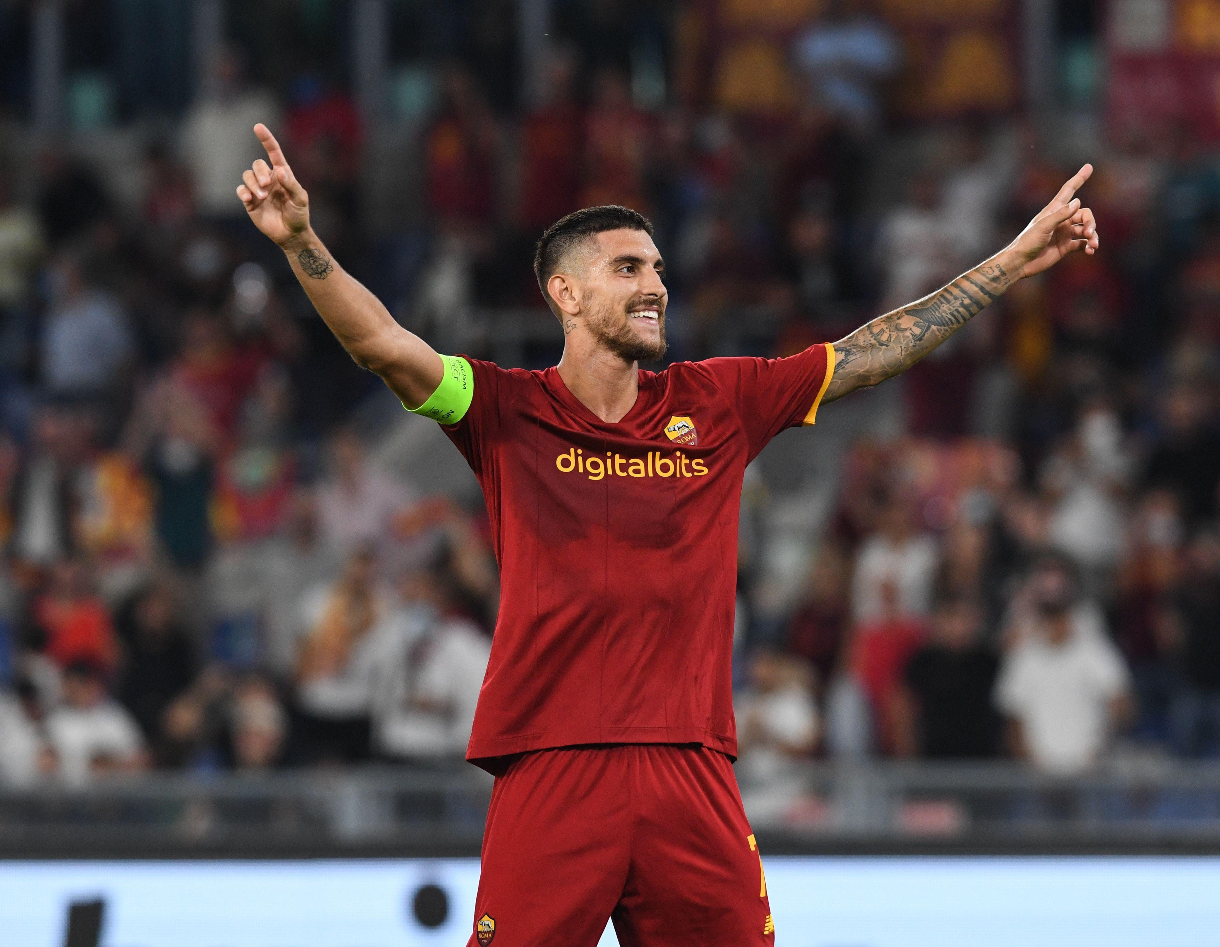 AS Roma v CSKA Sofia: Group C - UEFA Europa Conference League