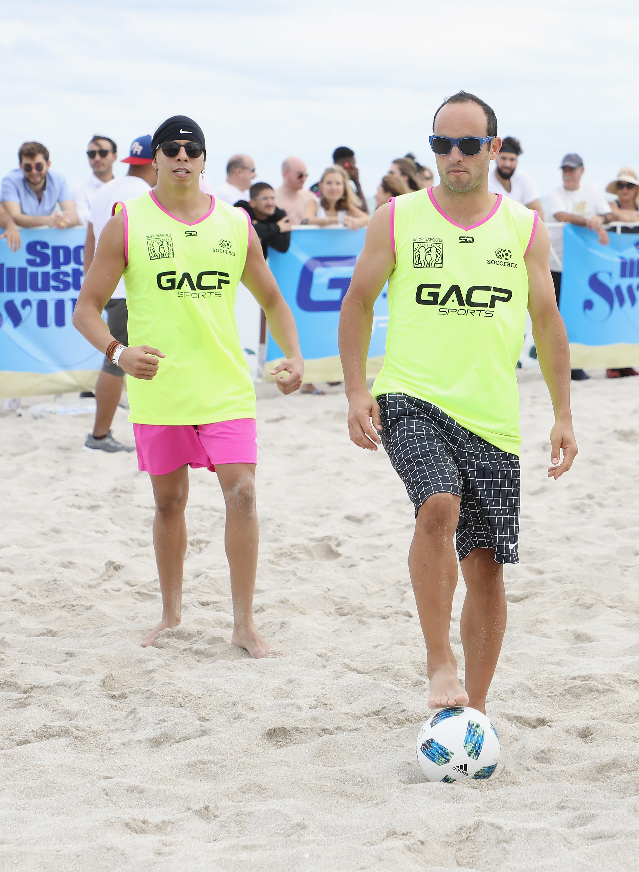 1st Annual Celebrity Beach Soccer Presented By GACP Sports & Sports Illustrated