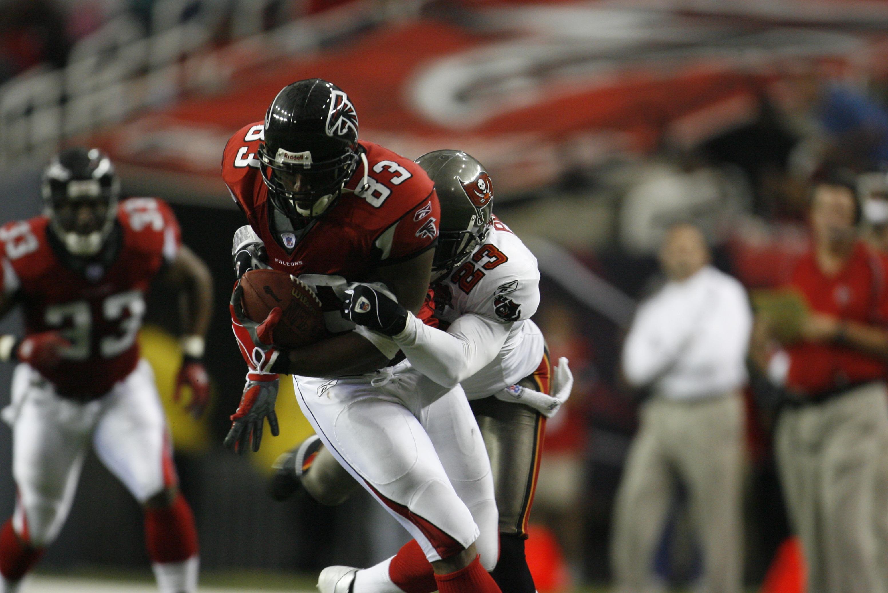 Atlanta Falcons Alge Crumpler...