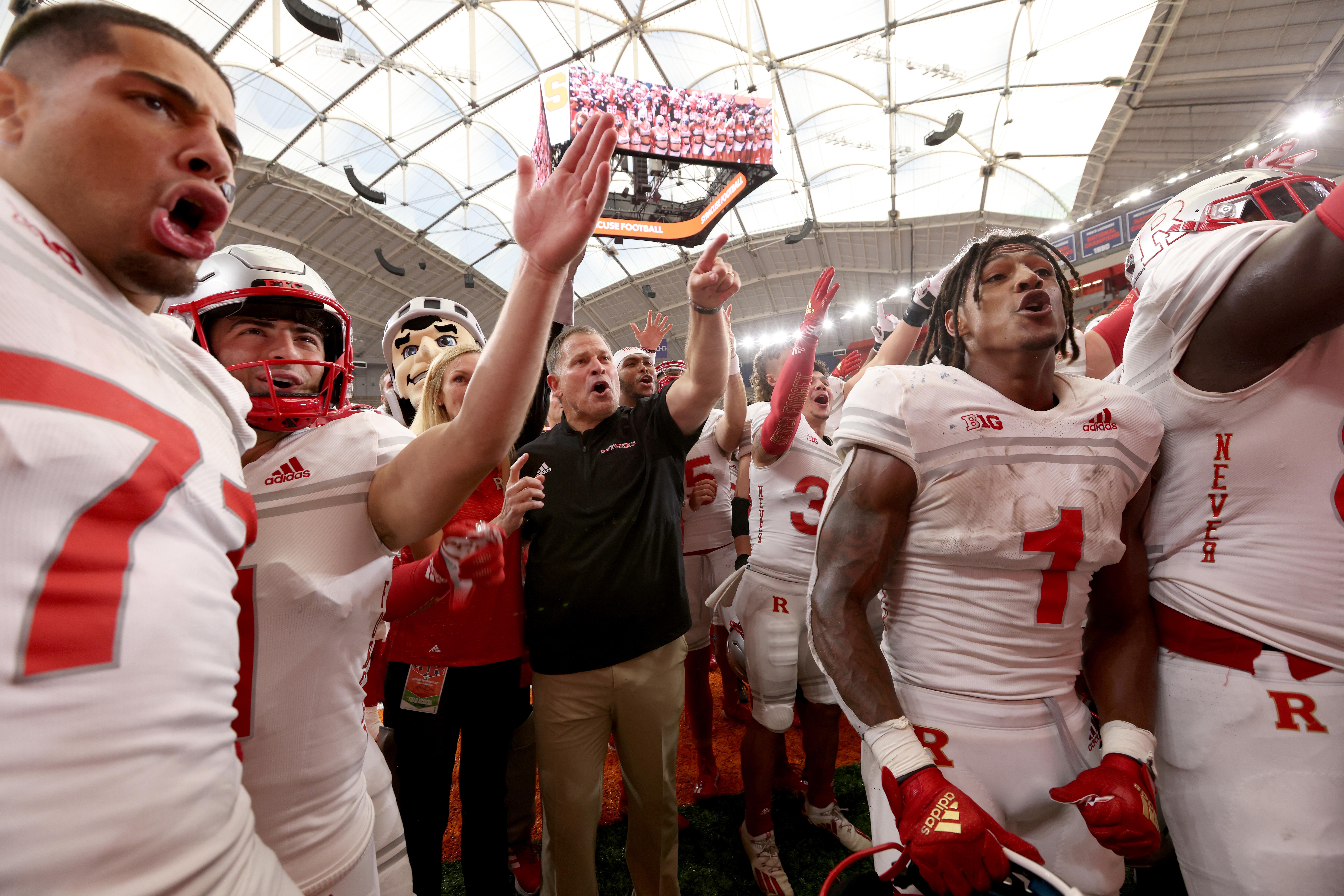 Rutgers v Syracuse