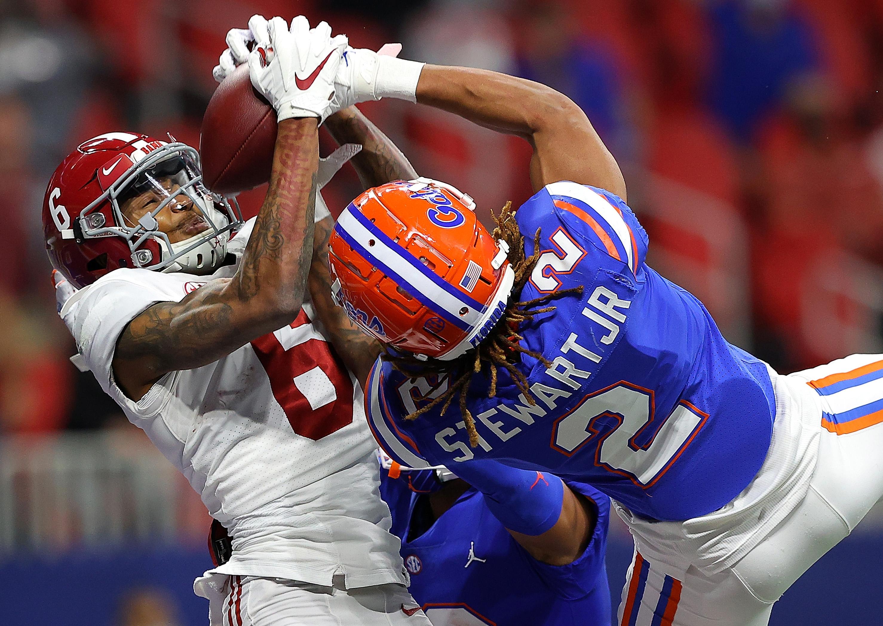 SEC Championship - Alabama v Florida