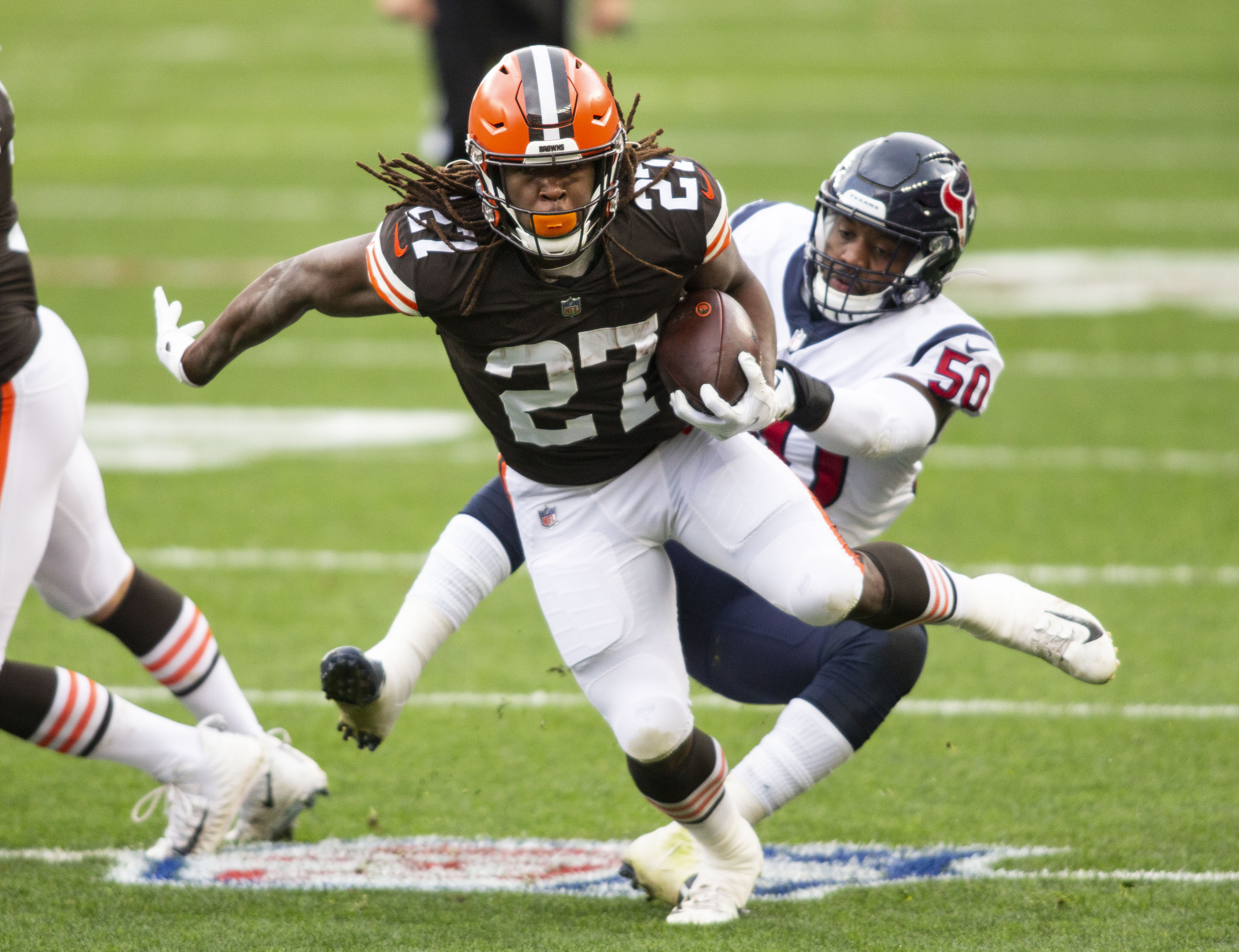 NFL: Houston Texans at Cleveland Browns