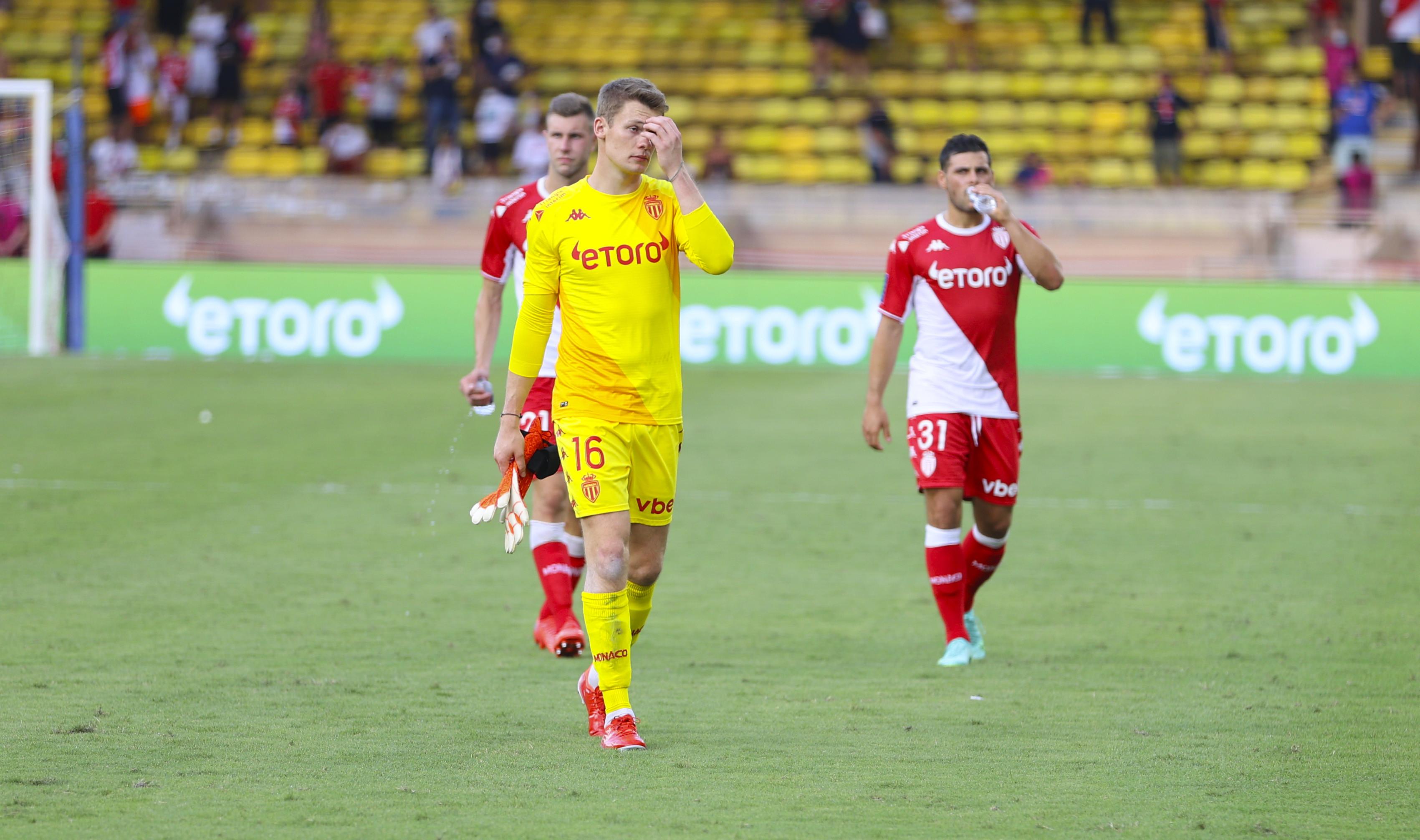 AS Monaco - RC Lens Football Match...