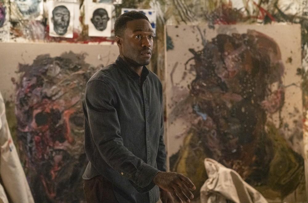 Yahya Abdul-Mateen II as Anthony McCoy in Candyman (2021)