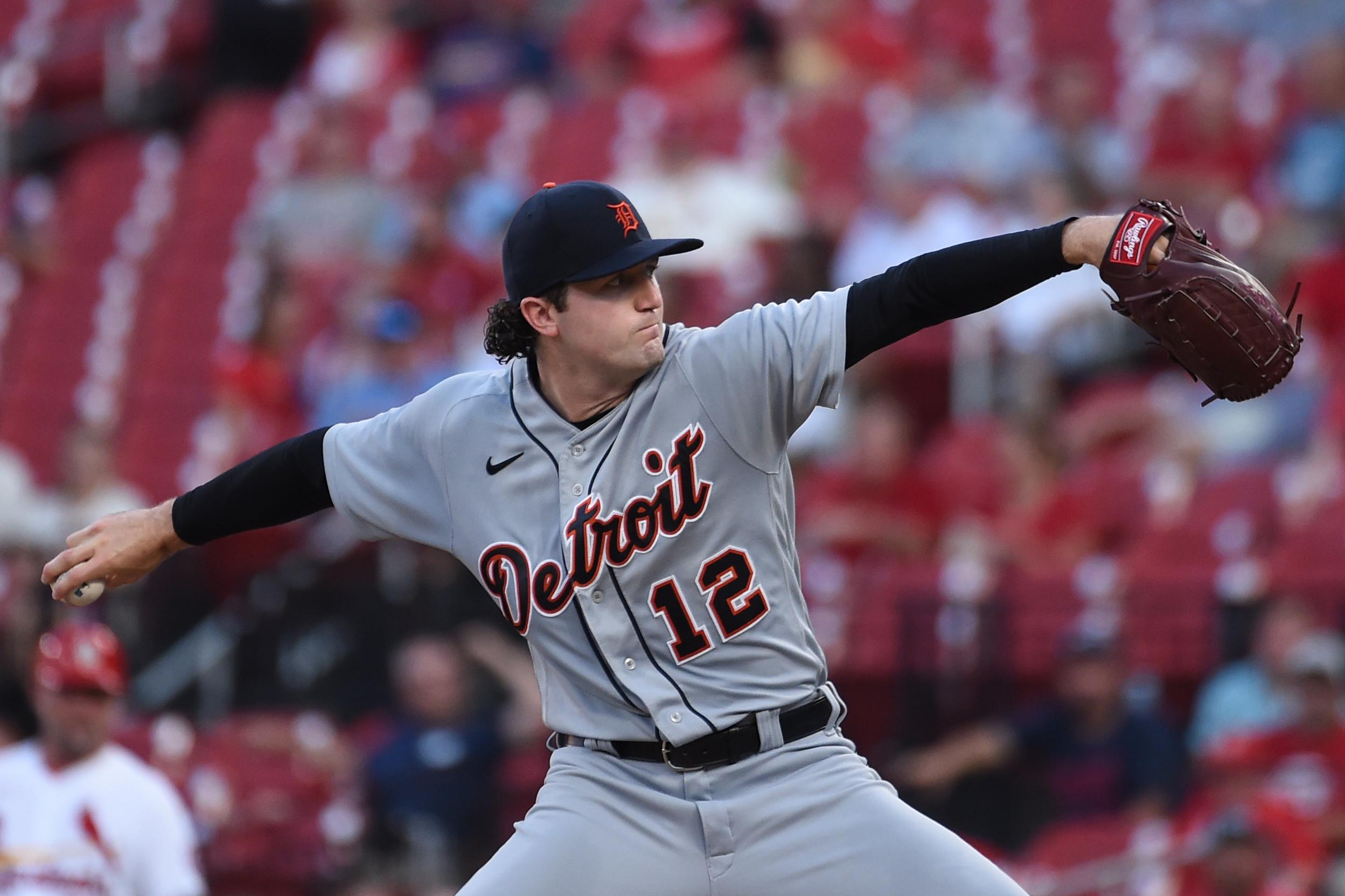 MLB: Detroit Tigers at St. Louis Cardinals