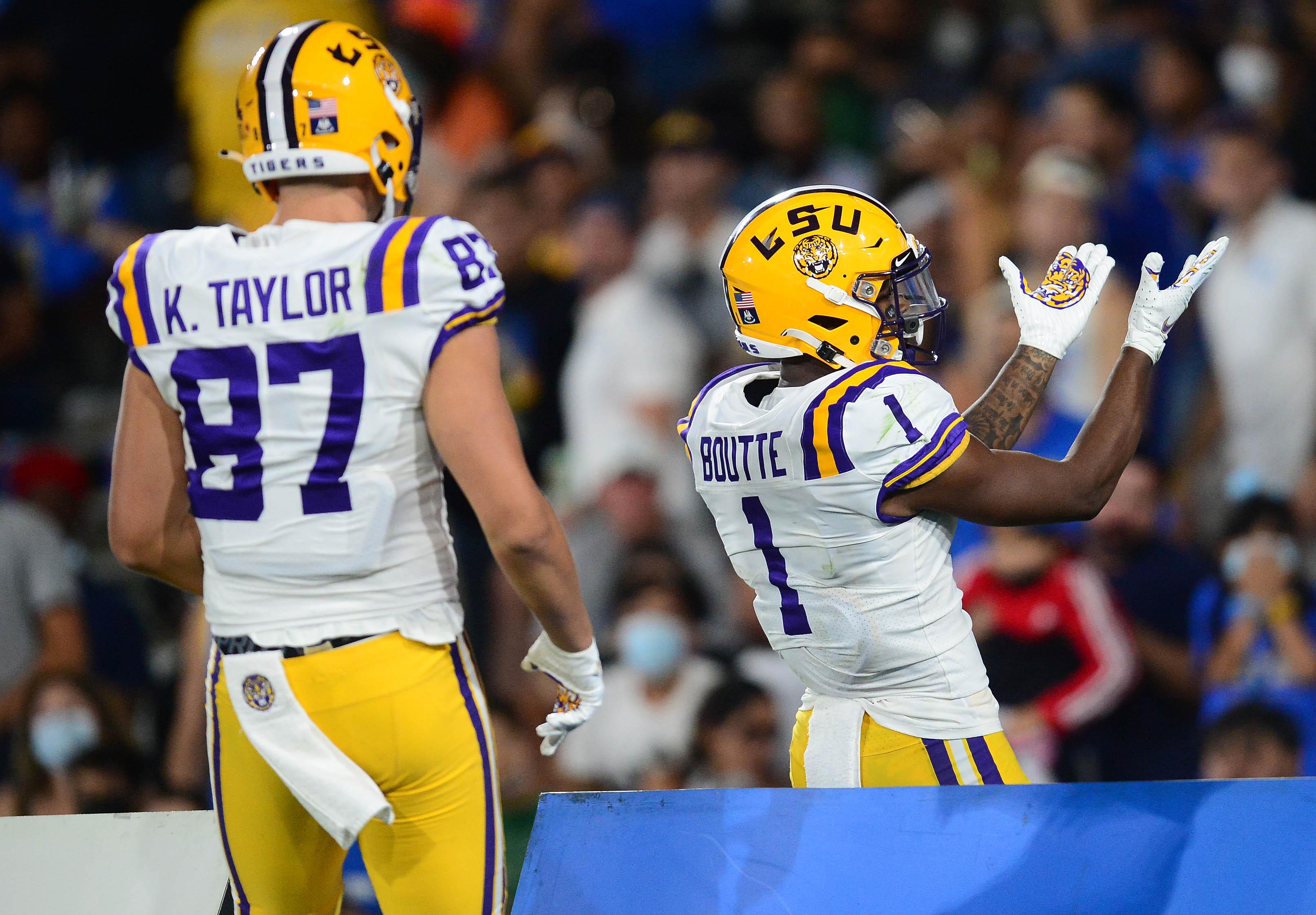 NCAA Football: Louisiana State at UCLA