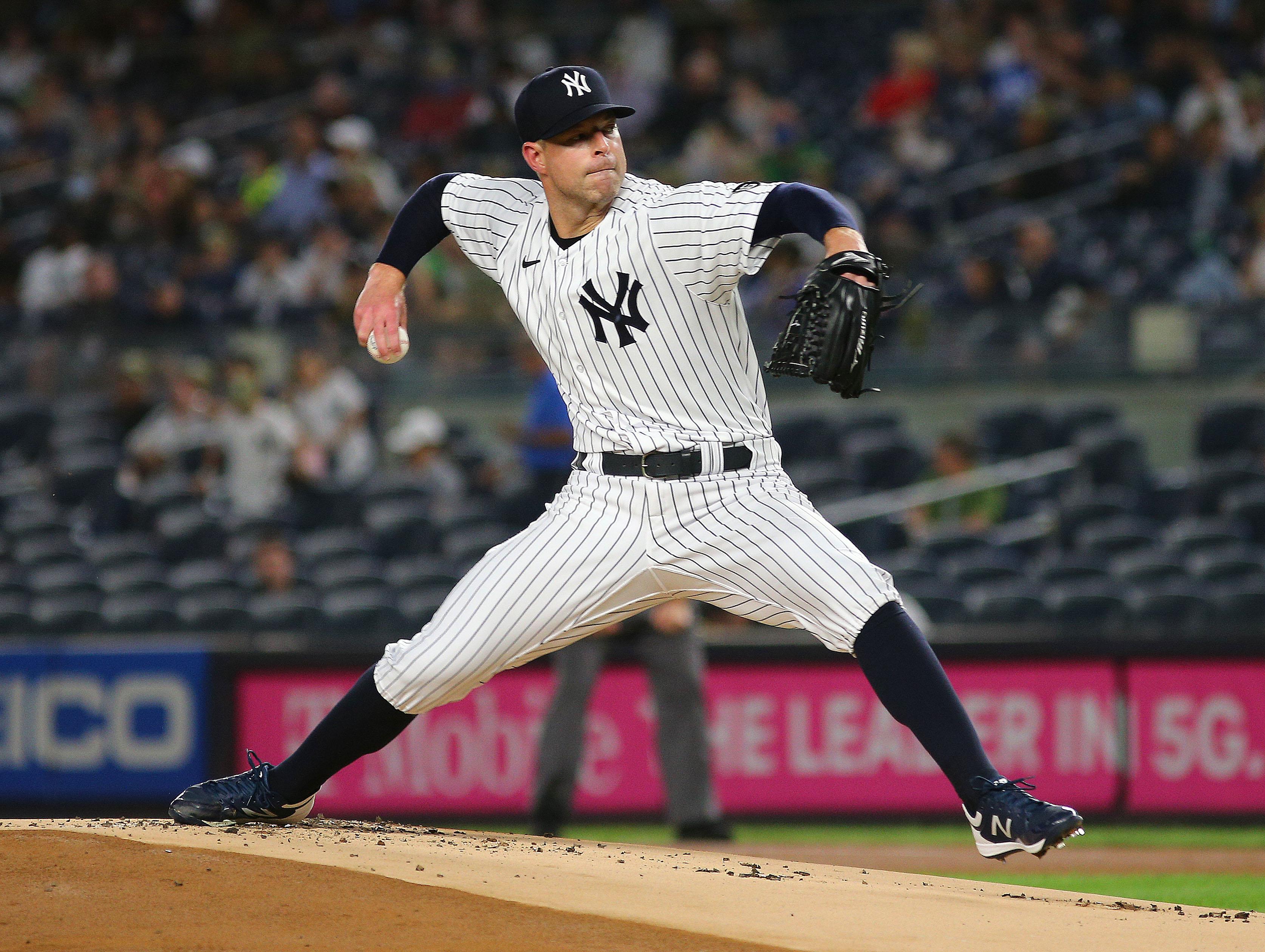 MLB: Cleveland Indians at New York Yankees