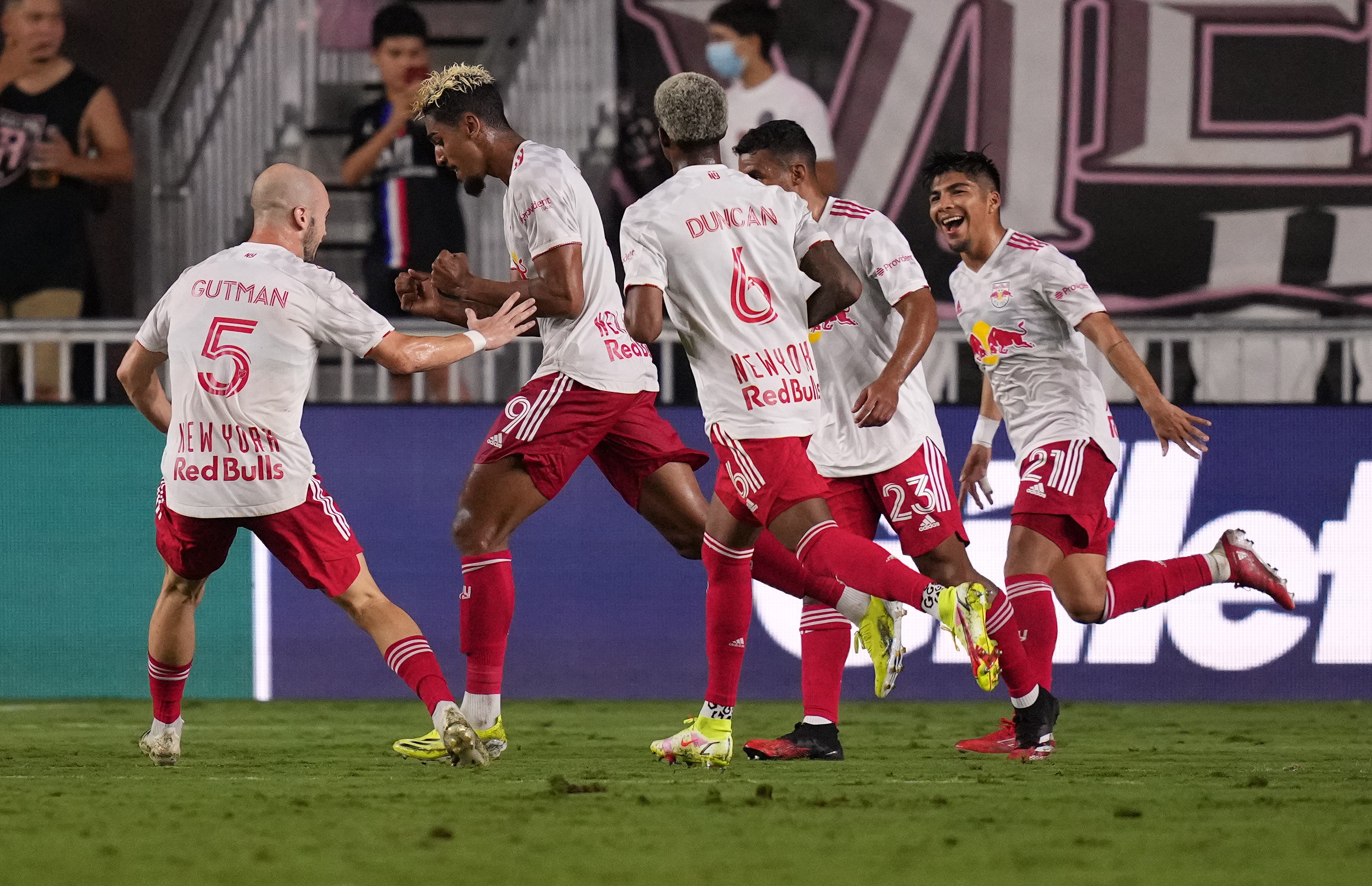 MLS: New York Red Bulls at Inter Miami CF