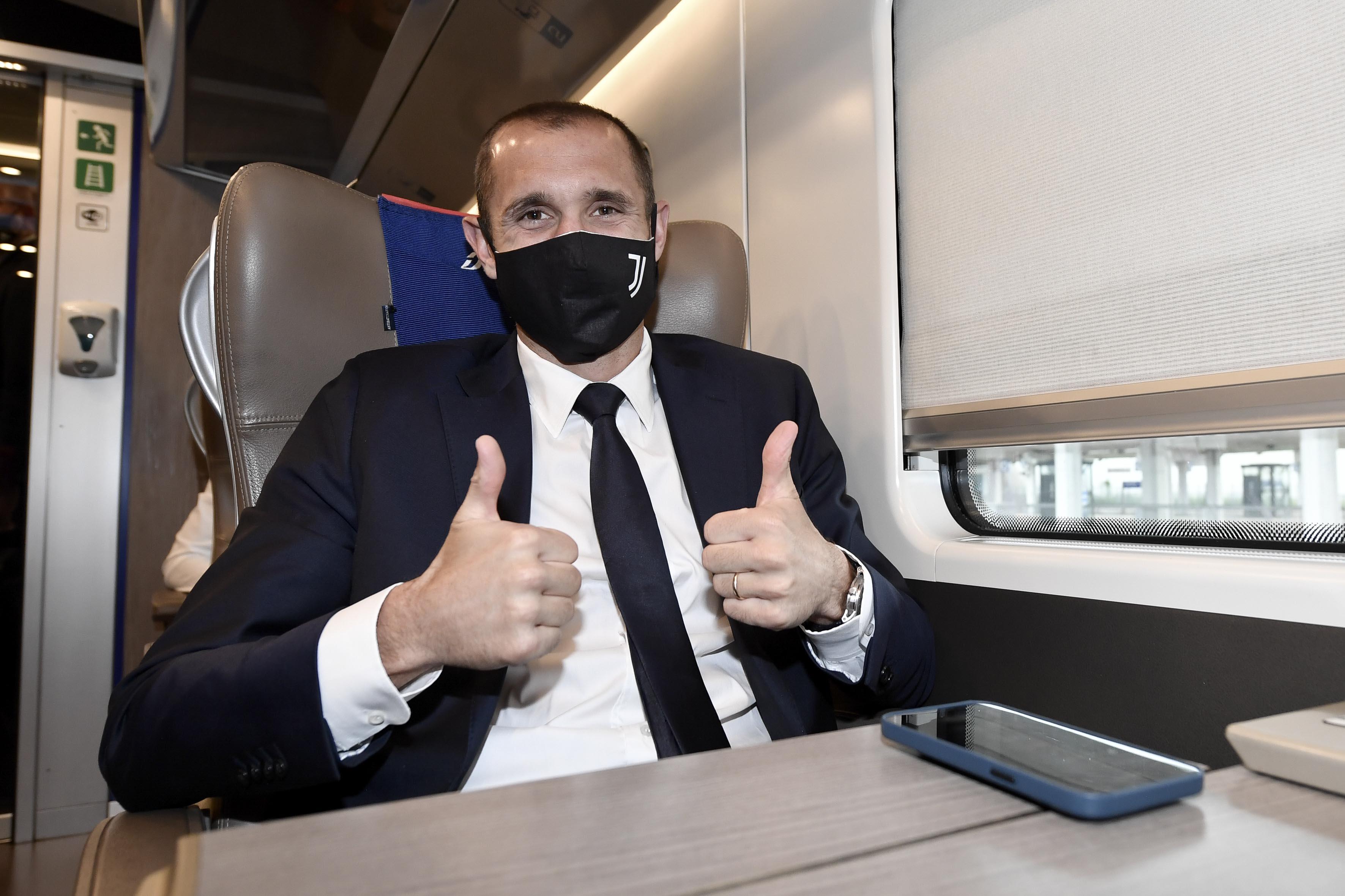 Juventus Travel To Reggio Emilia