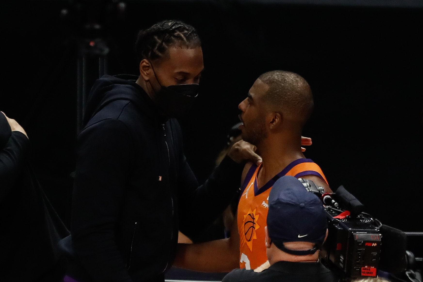 NBA: JUN 30 Western Conference Final - Suns at Clippers